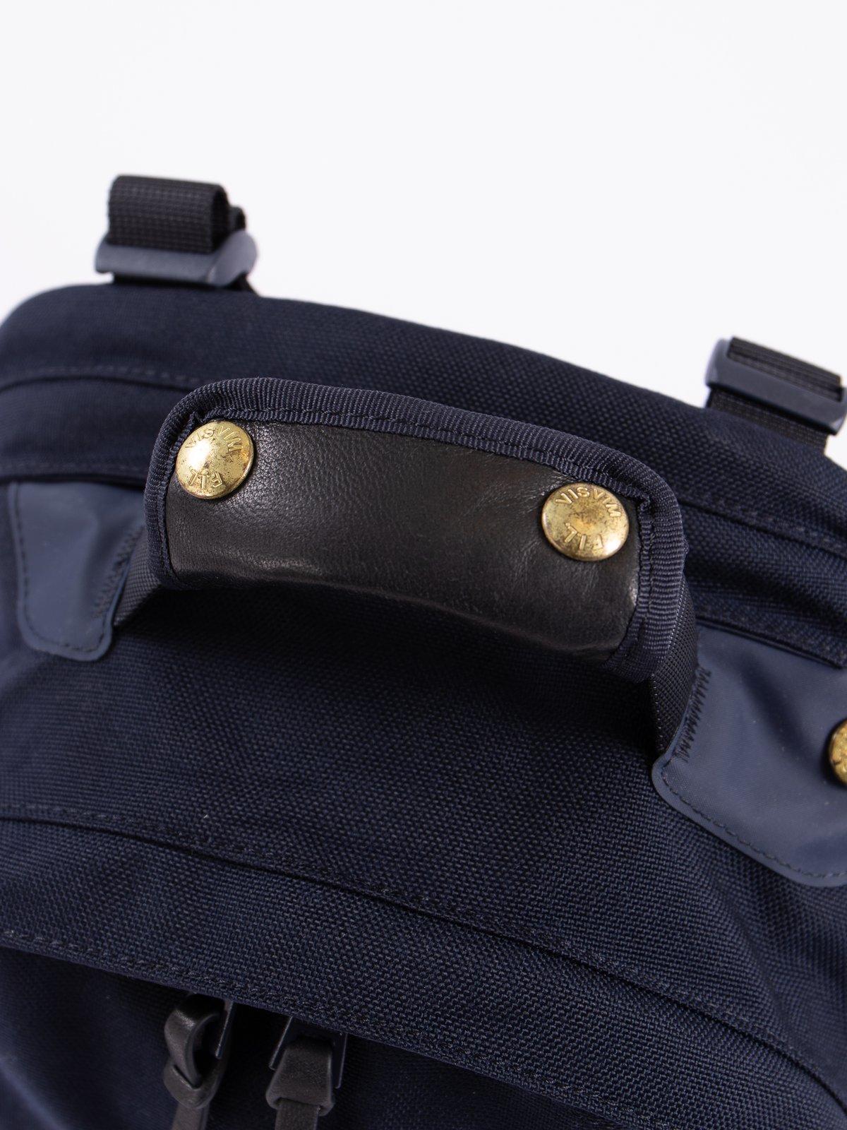 Navy Fra Veg Lamb 22L Cordura Backpack - Image 4
