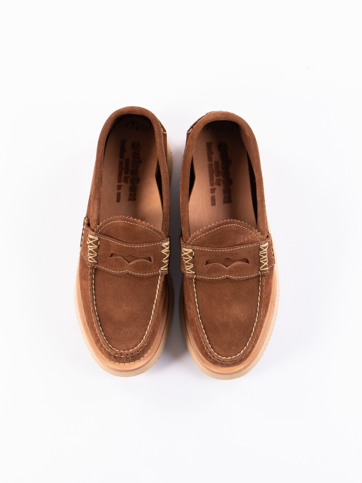 FO Snuff Loafer w/2021 Sole Exclusive - Image 6