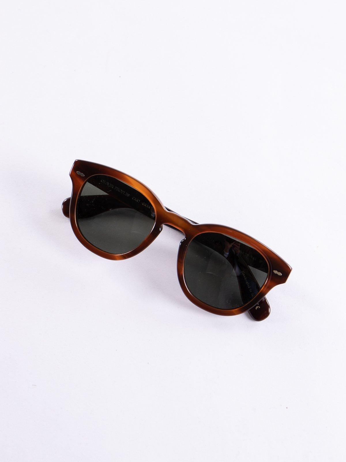 Grant Tortoise/G–15 Polar Cary Grant Sunglasses - Image 1