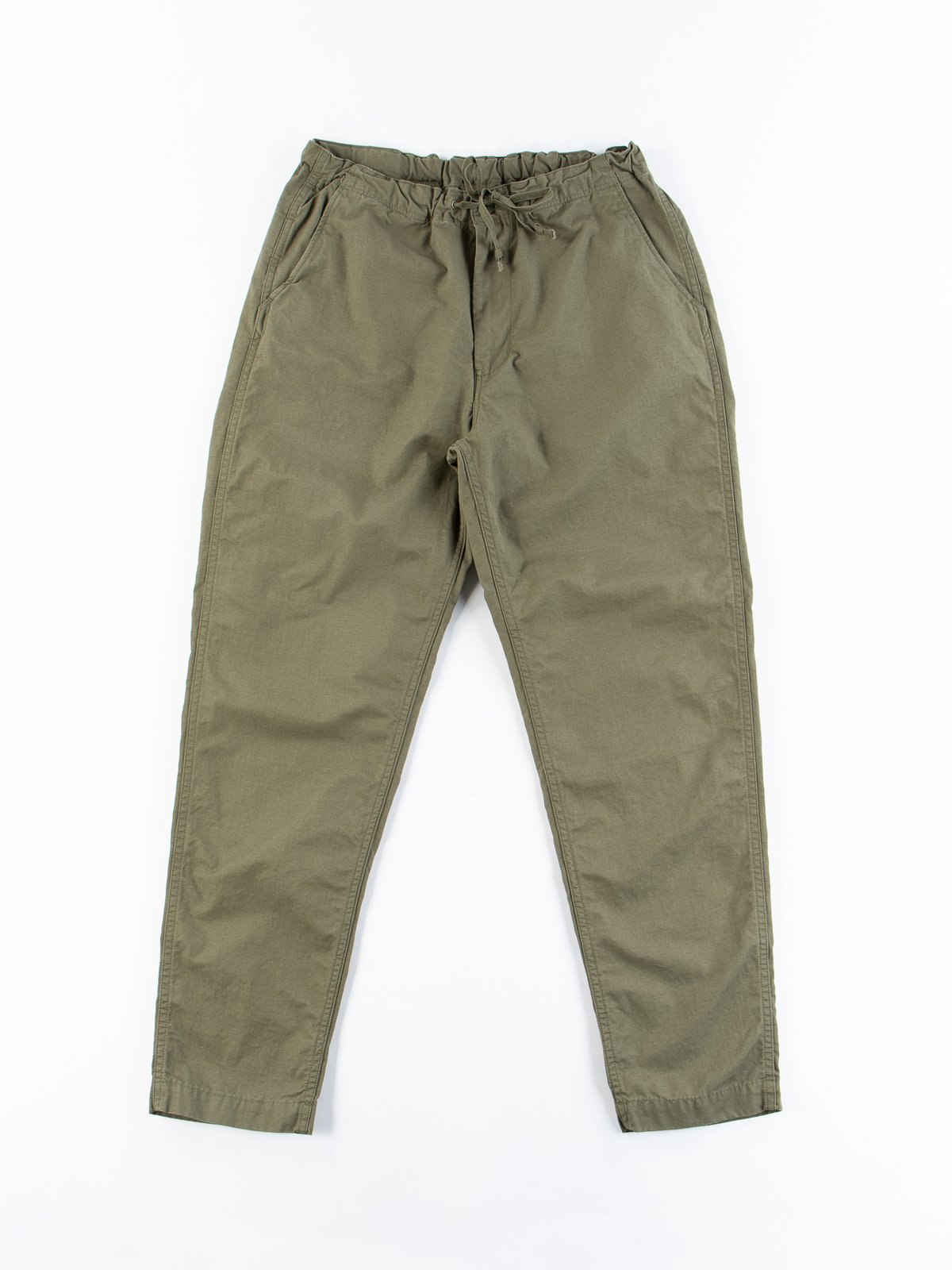 Army Green Ripstop New Yorker Pant - Image 1