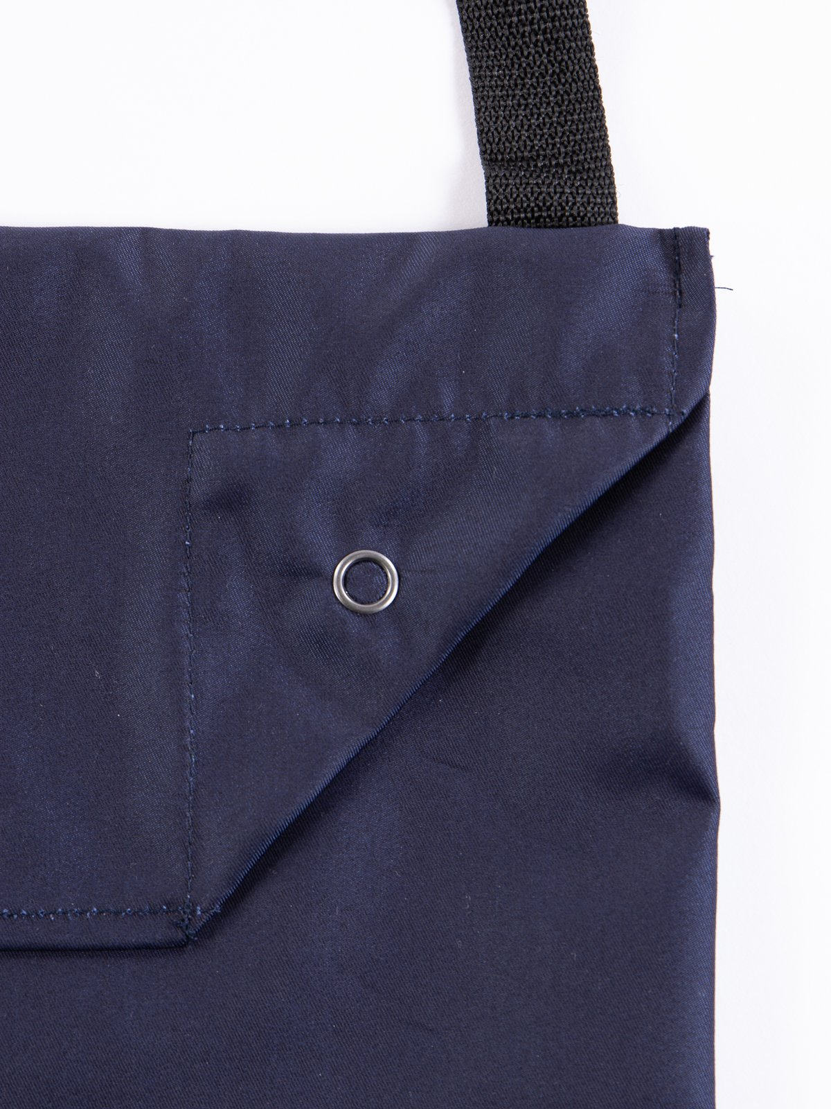 Navy PC Iridescent Twill Shoulder Pouch - Image 3