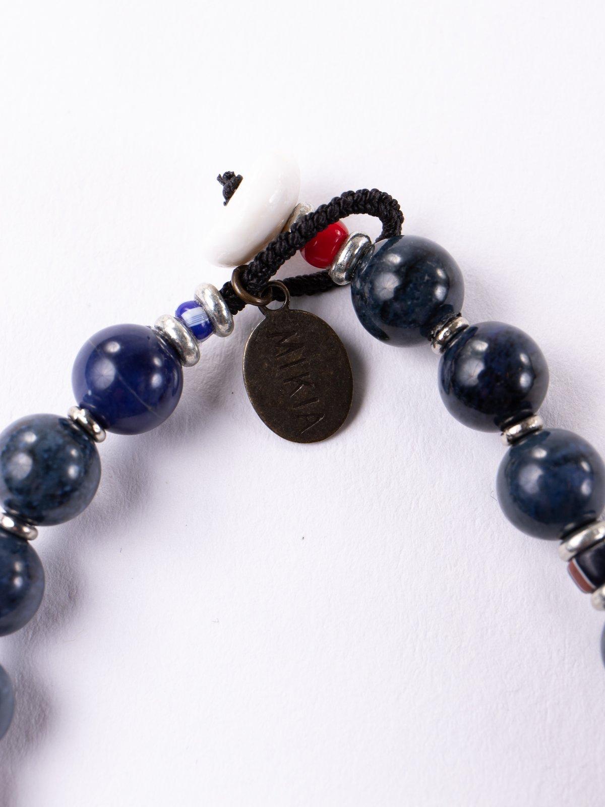 Dumortierite 8mm Bracelet - Image 2