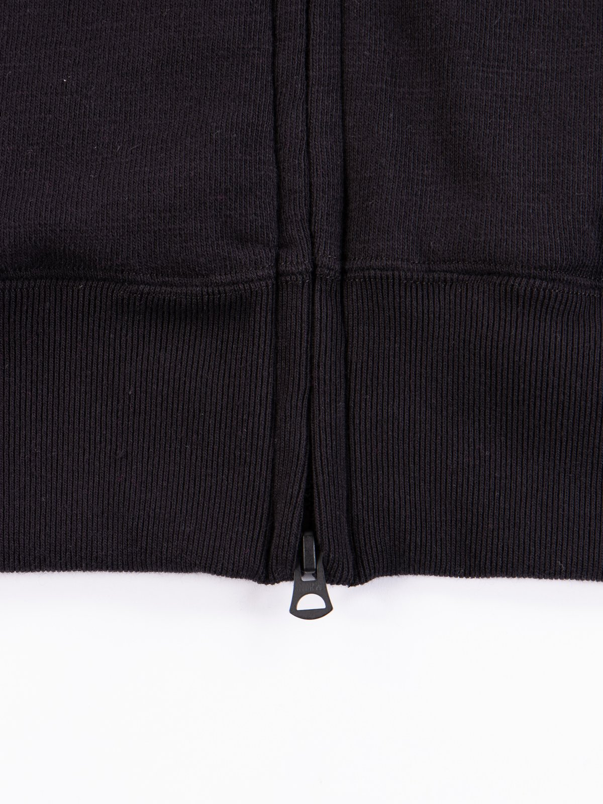 Black GG Full Zip Sweatshirt - Image 5
