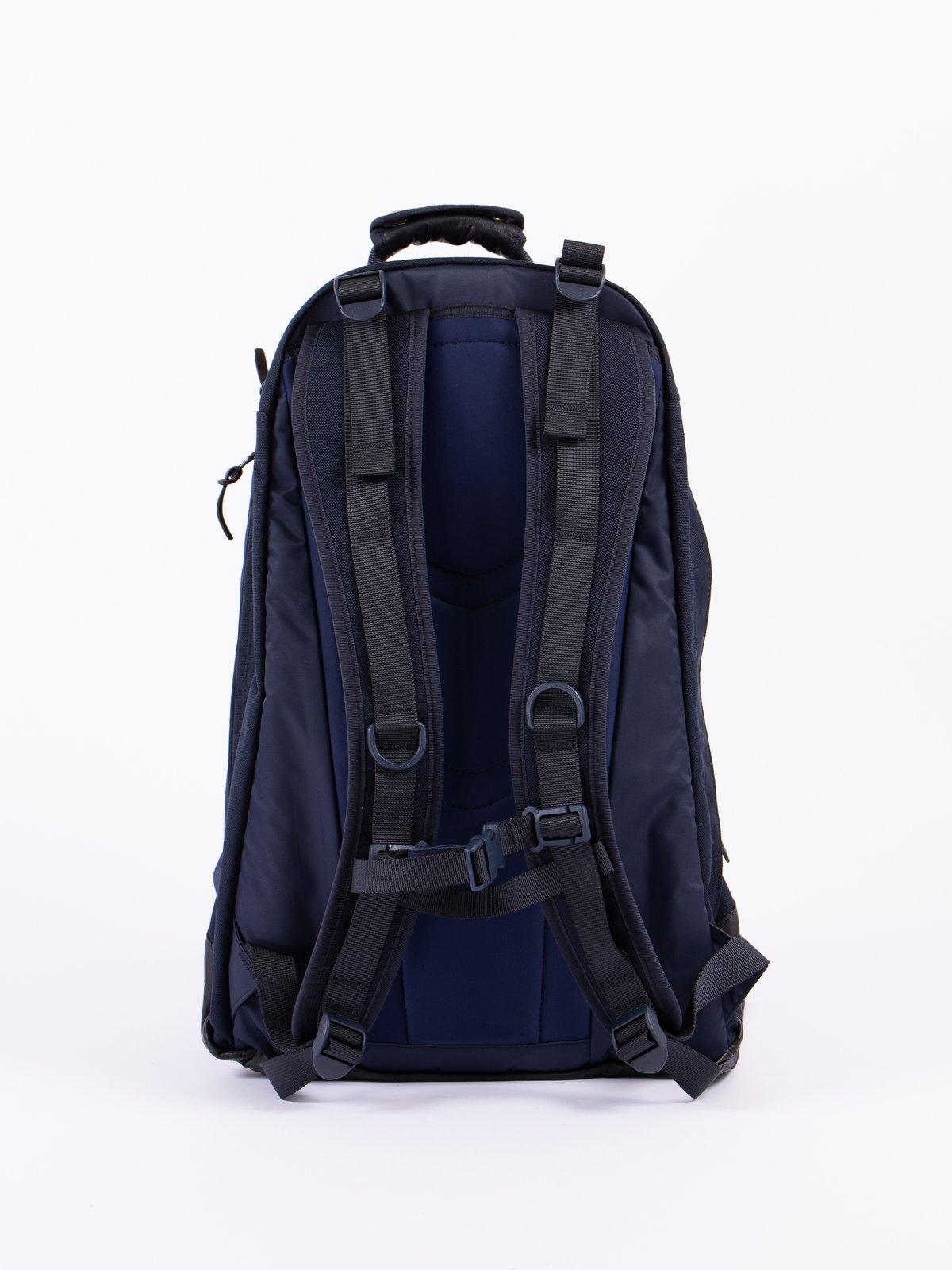 Navy Fra Veg Lamb 22L Cordura Backpack - Image 2
