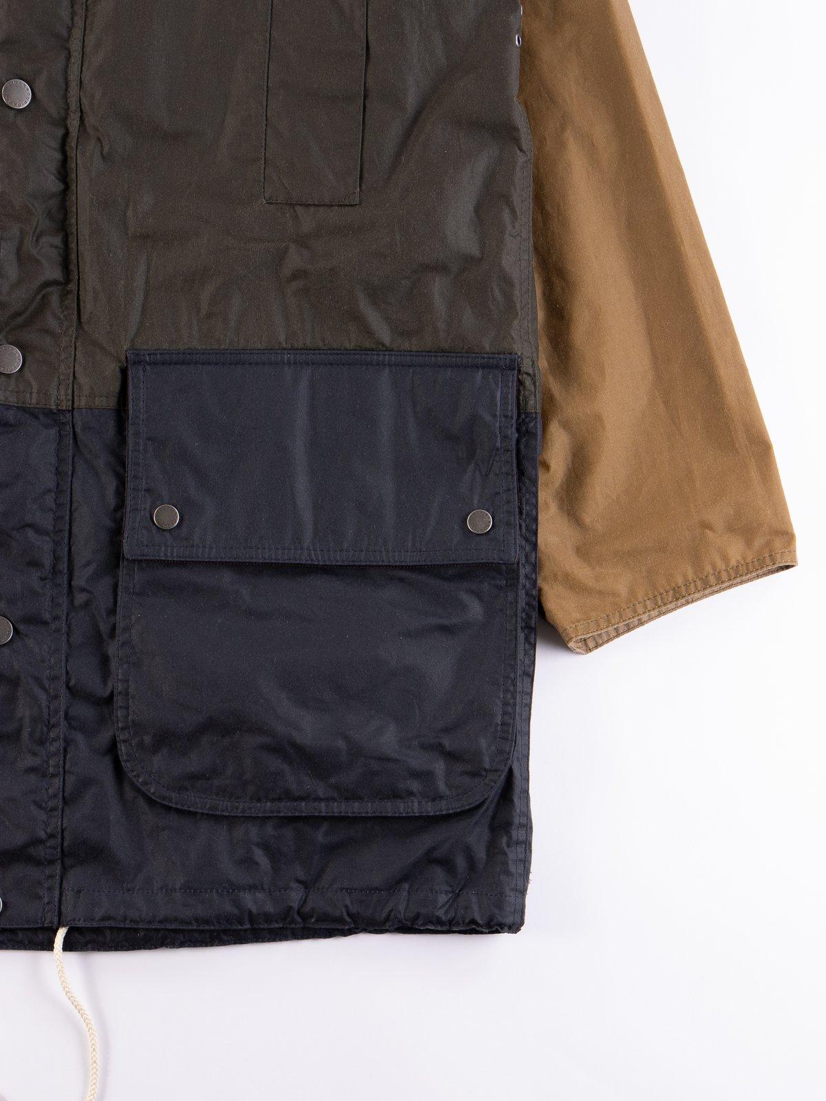 Multi Whitworth Wax Jacket - Image 4