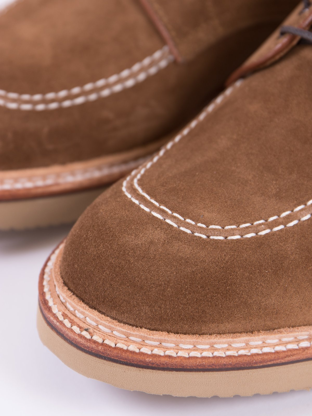 Snuff Suede Indy Work Shoe - Image 2