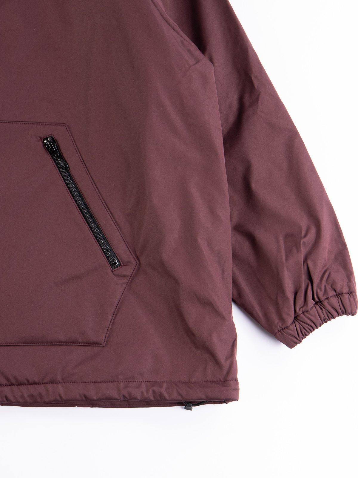 Bordeaux Jog Jacket - Image 4