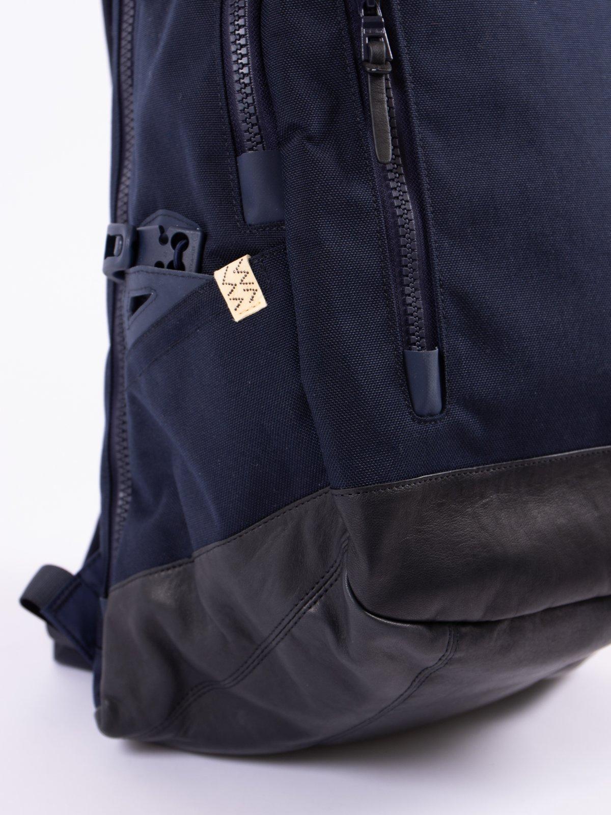 Navy Fra Veg Lamb 20L Cordura Backpack - Image 3