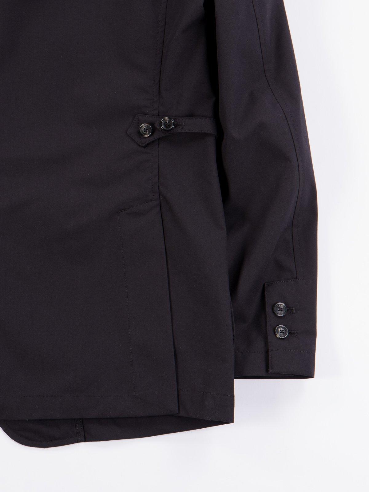 Black Structured EG Blazer - Image 8