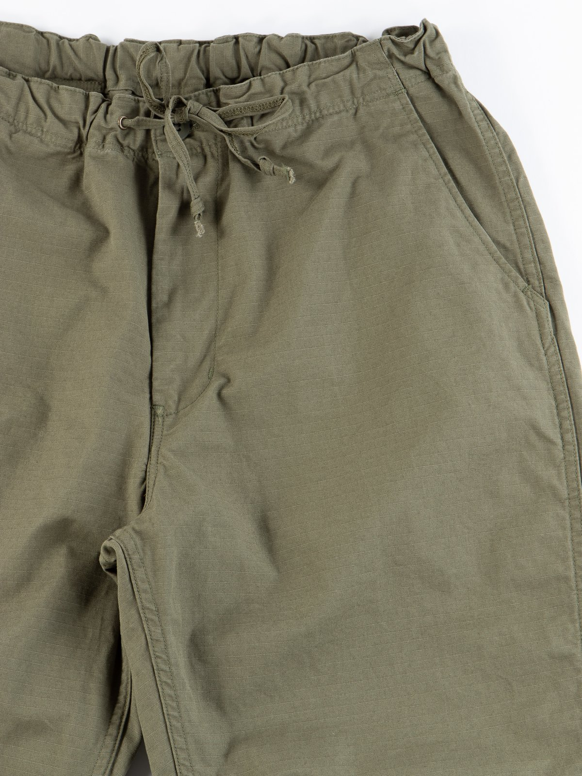 Army Green Ripstop New Yorker Pant - Image 2