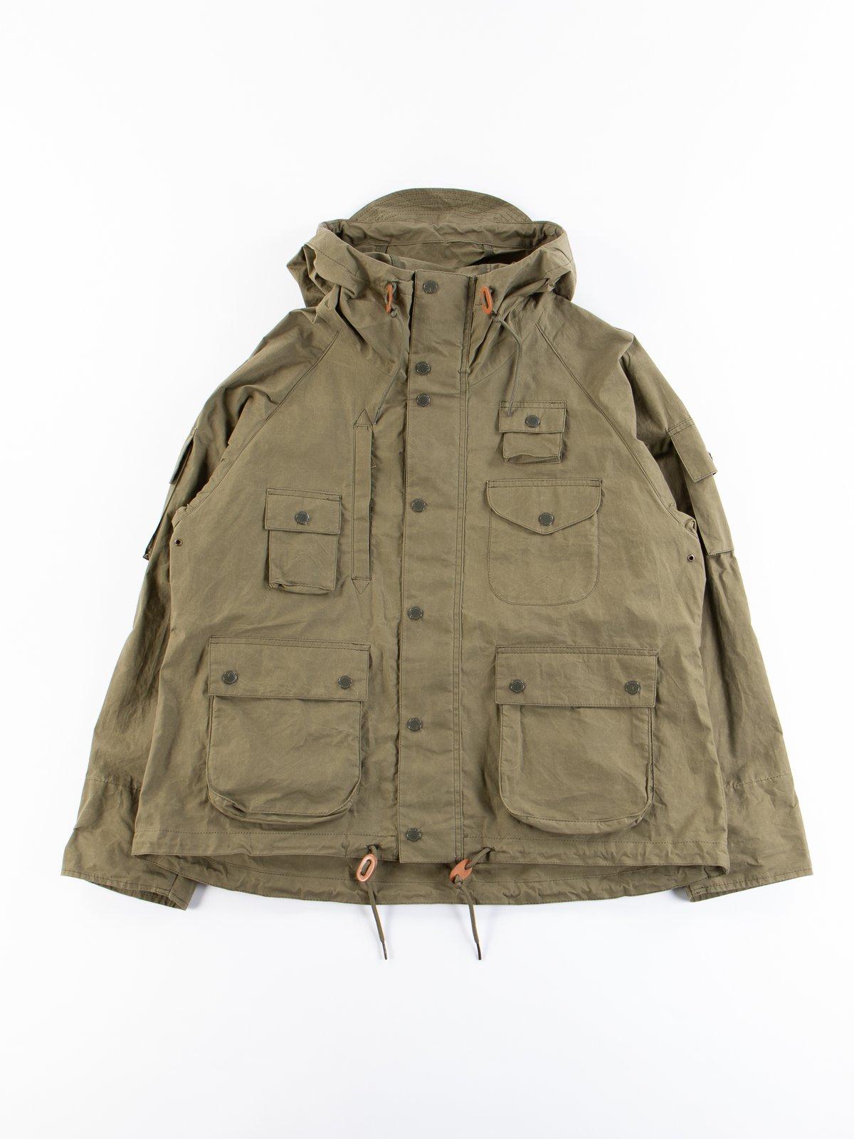Olive Thompson Jacket - Image 1