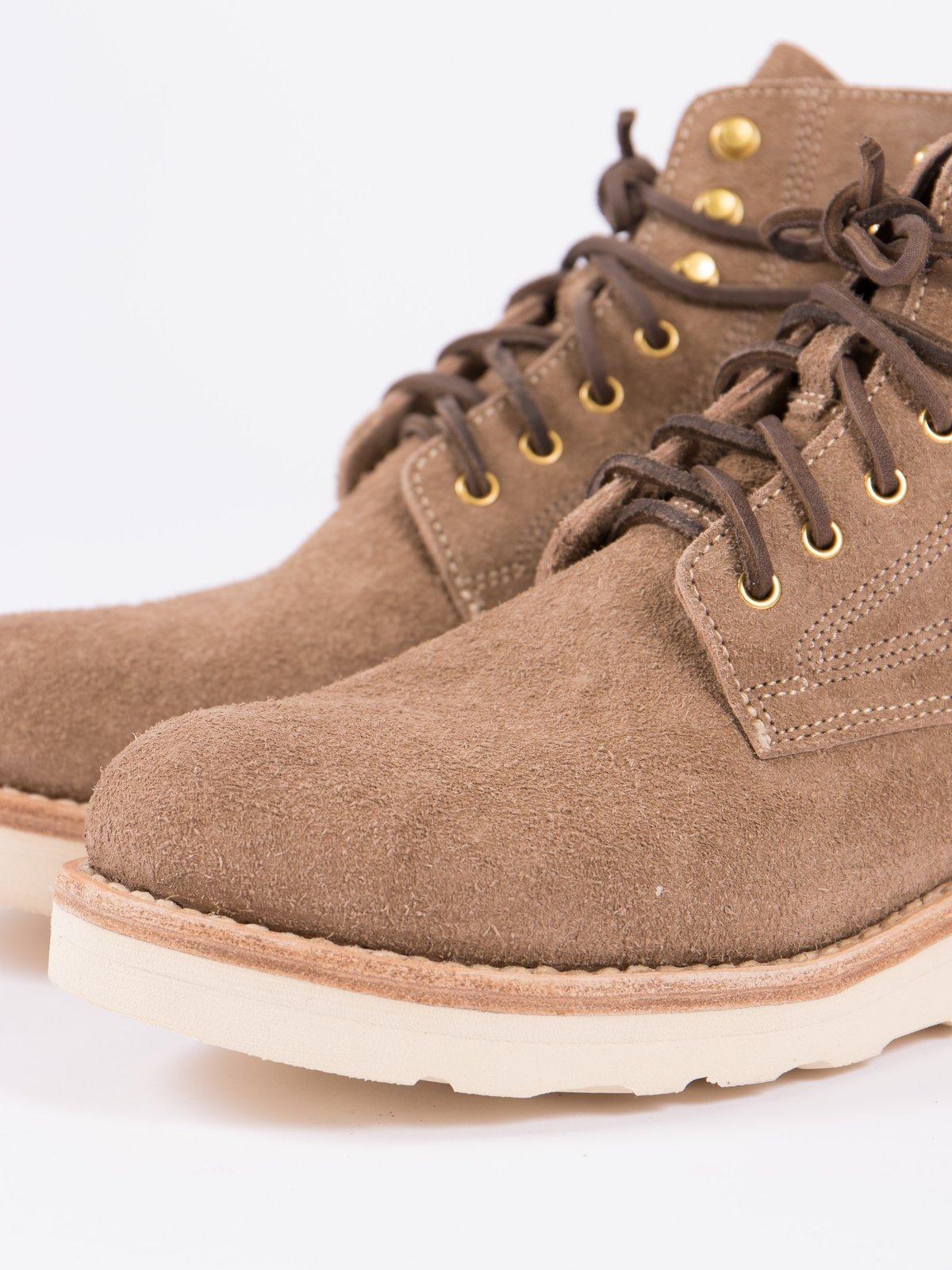 Sand Veg Suede Virgil Boots–Folk - Image 2