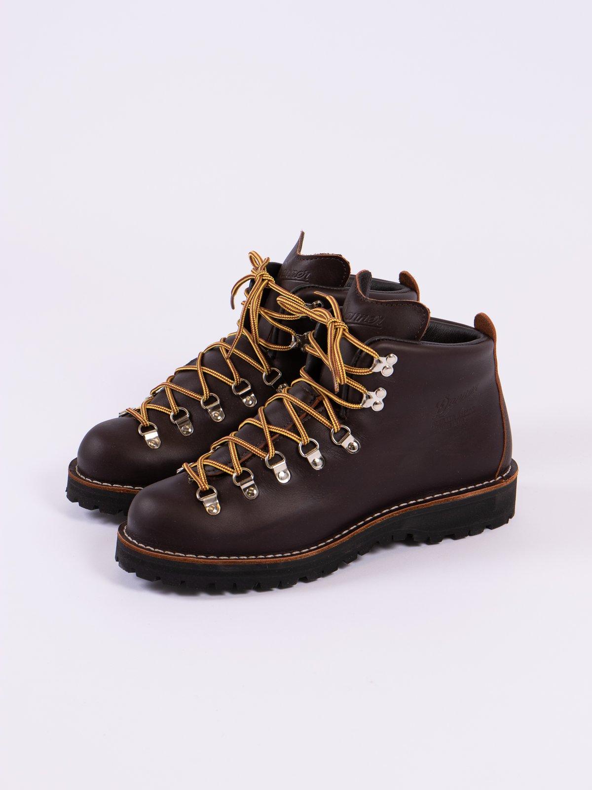 Dark Brown Mountain Light Boot - Image 2