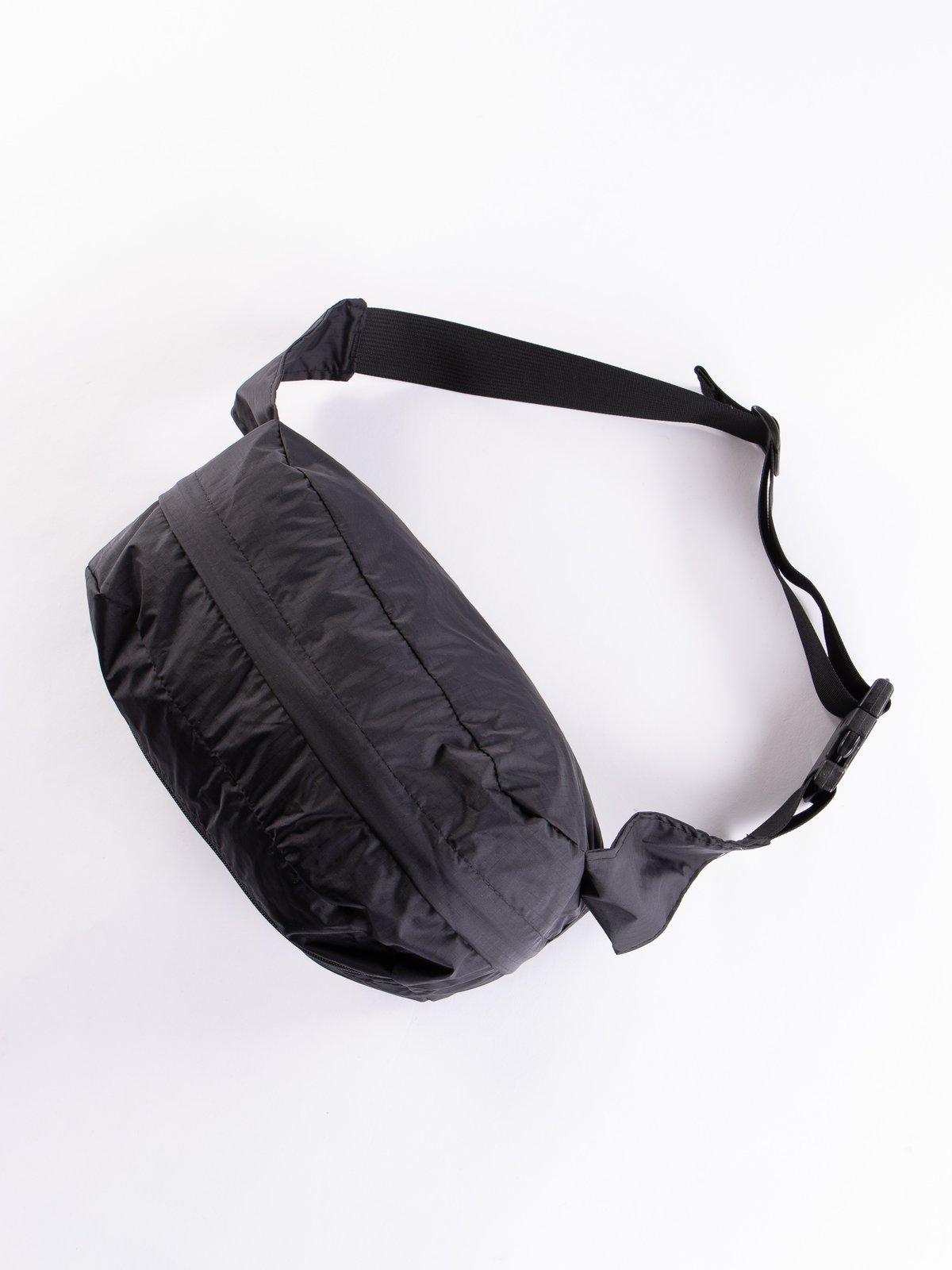 Black Nylon Ripstop UL Waistpack - Image 3