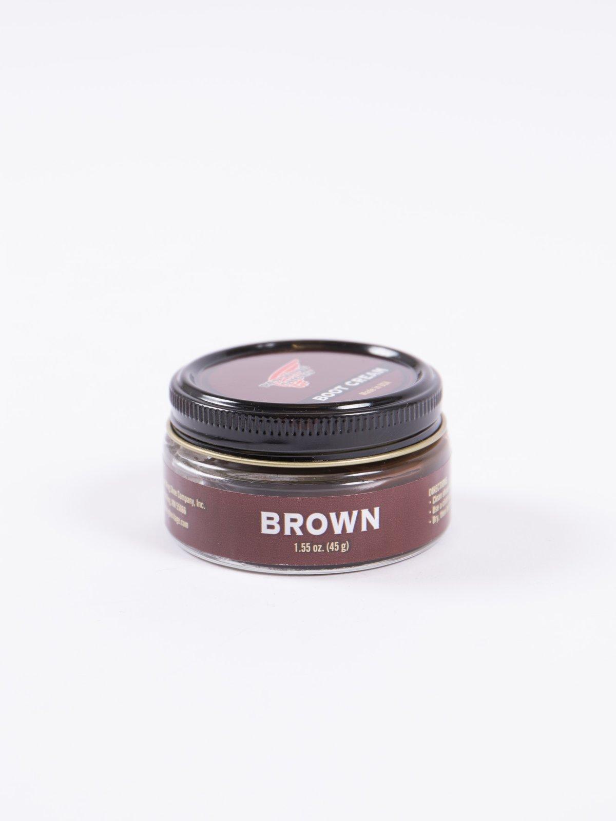 Brown Boot Cream - Image 2