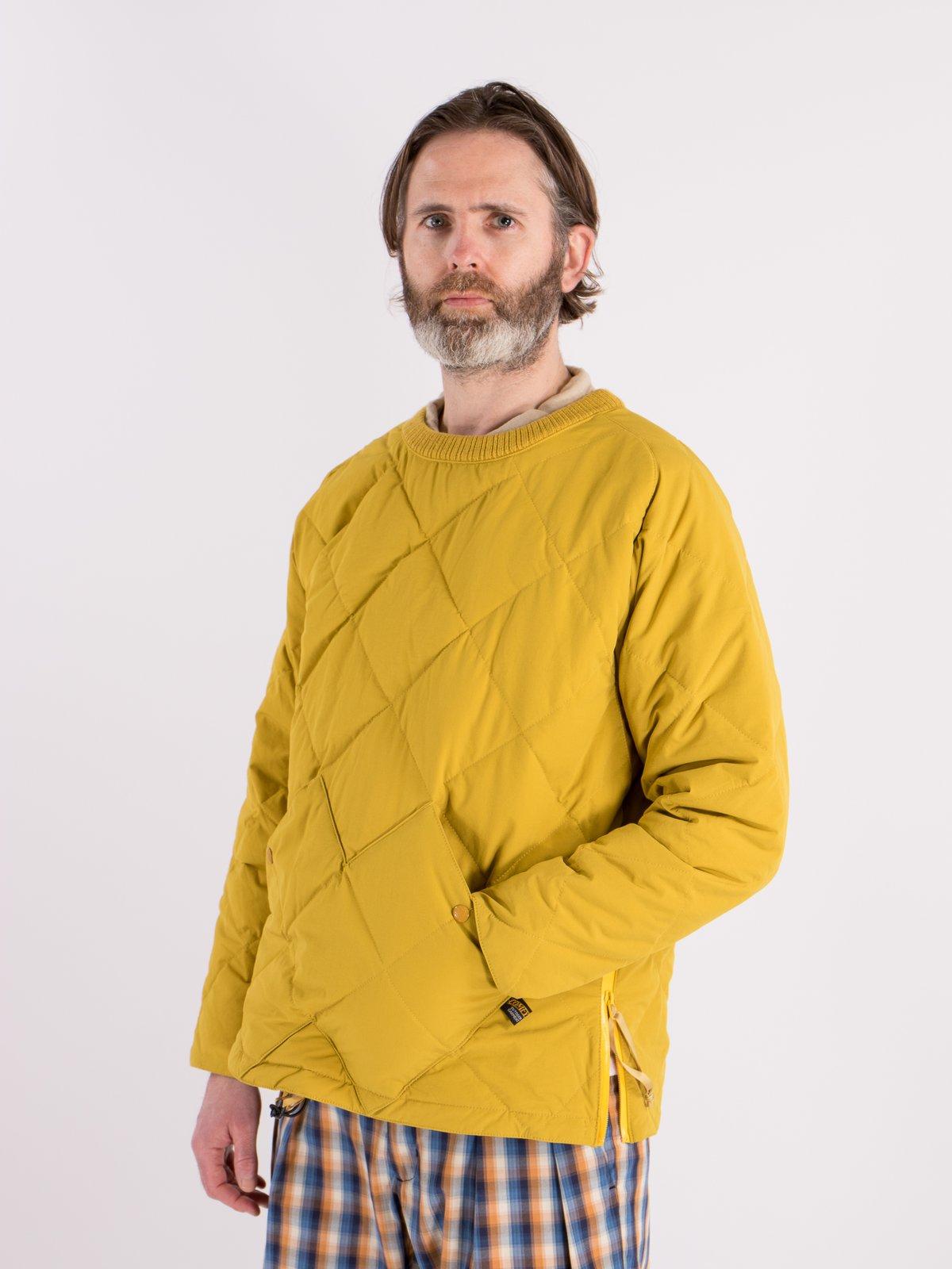 Mustard Flex Down Crew - Image 2