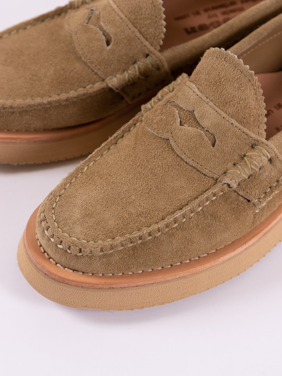 FO Khaki Loafer Shoe Exclusive - Image 3