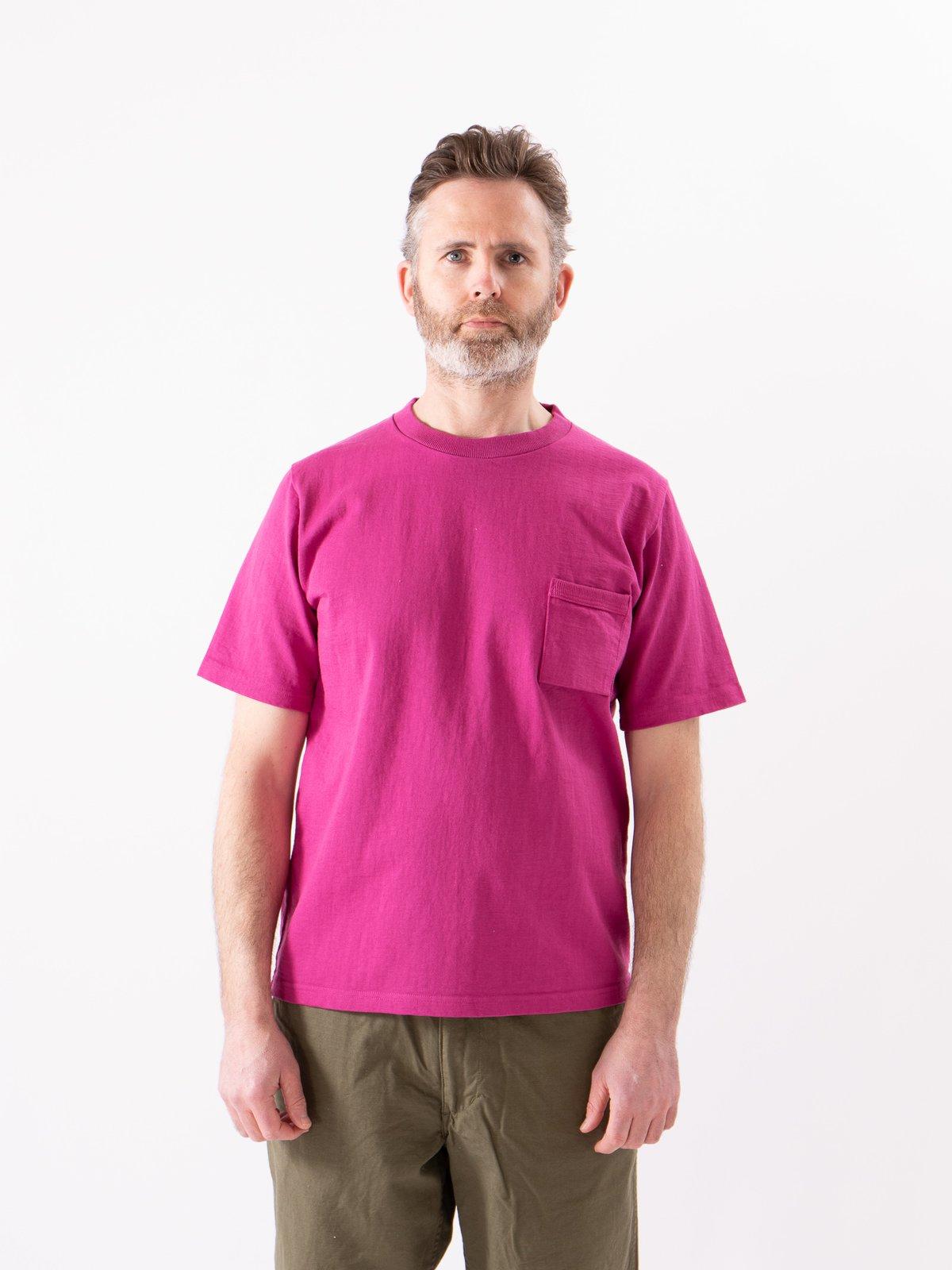 Ash Rose Dotsume Pocket T–Shirt - Image 2