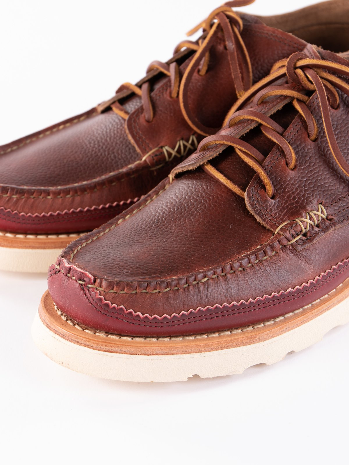 SG Tan x C Red Maine Guide Ox Exclusive - Image 3