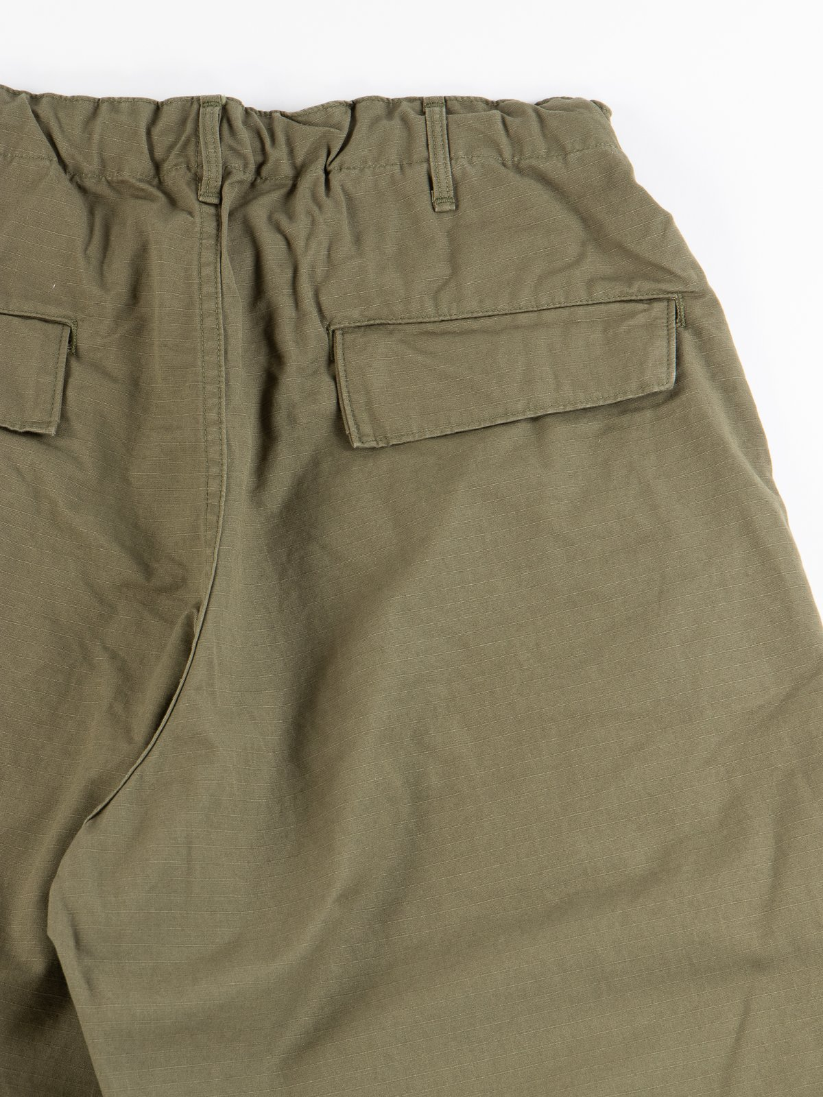 Army Green Ripstop TBB Service Pant - Image 7