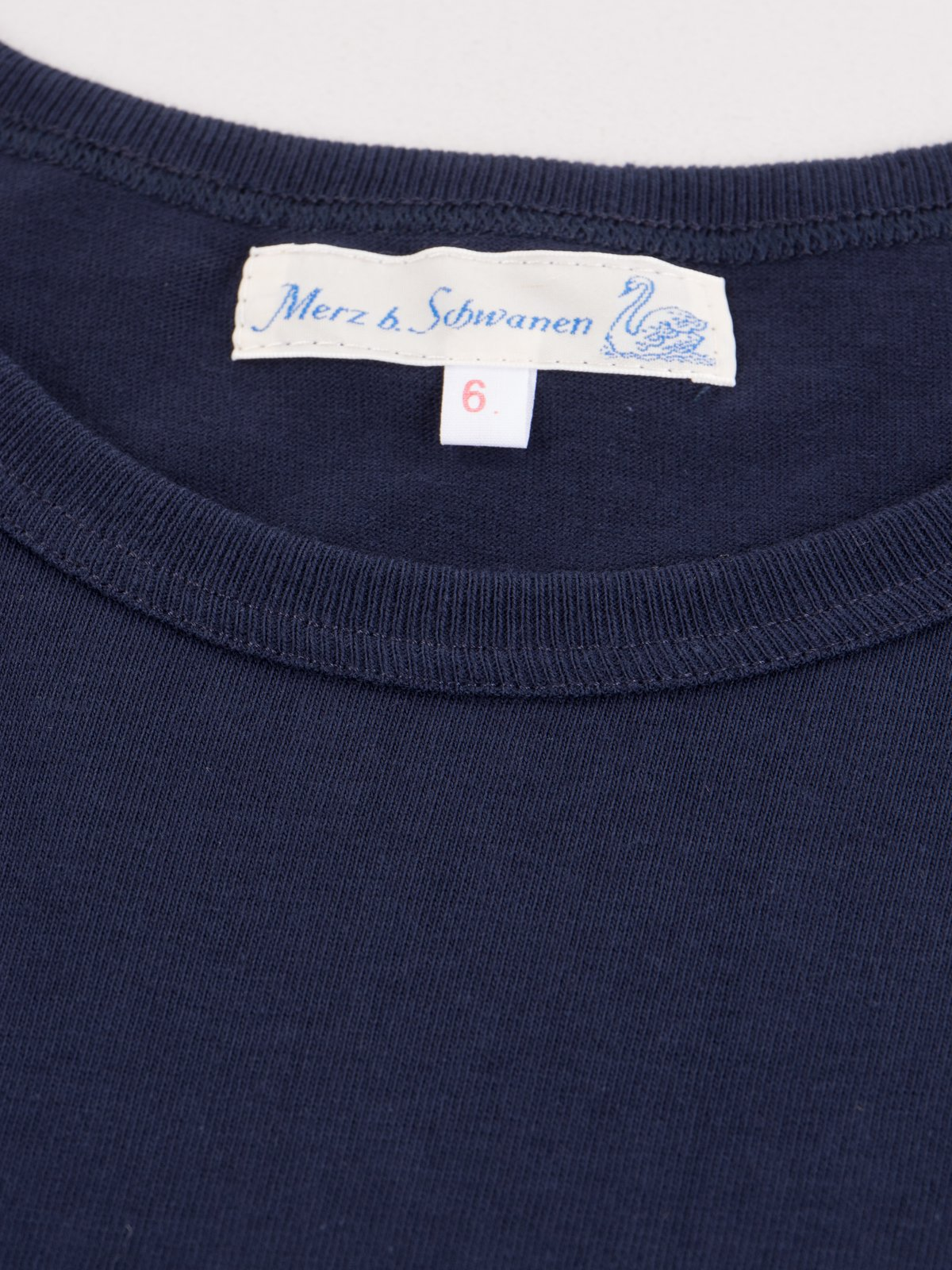 Ink Blue 215 Organic Cotton Army Shirt - Image 4