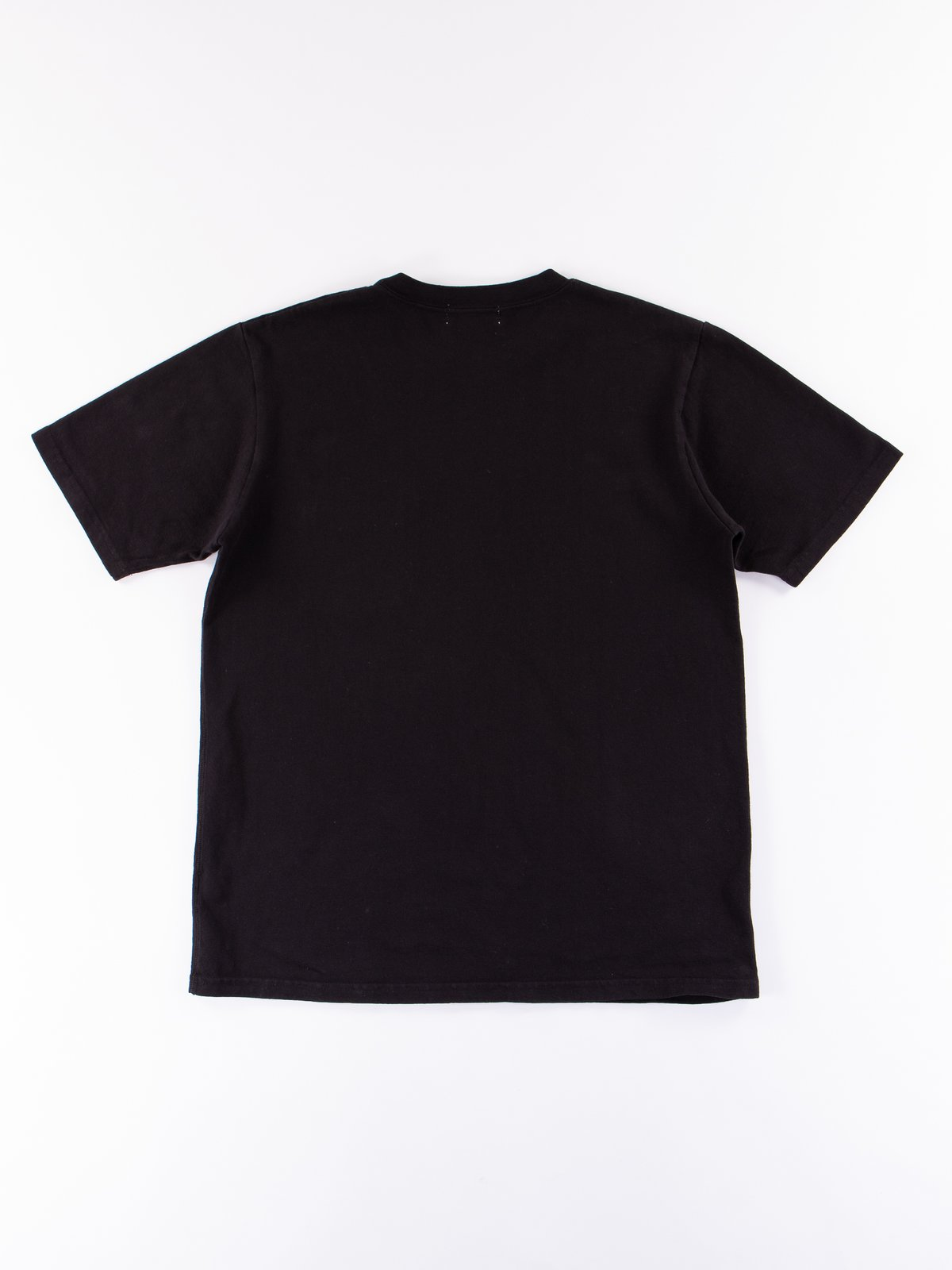 Black Heavy Oz Pocket Tee - Image 5