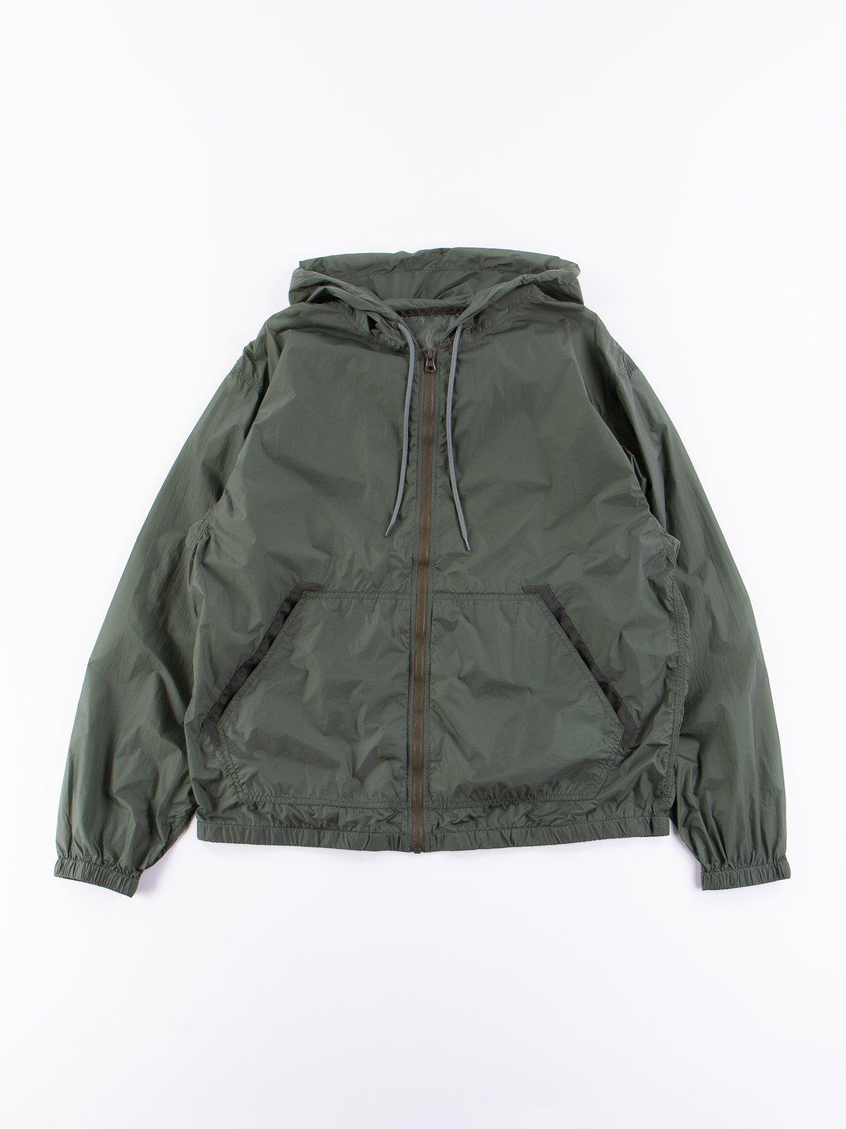 Khaki Packable Cruiser Jacket - Image 1