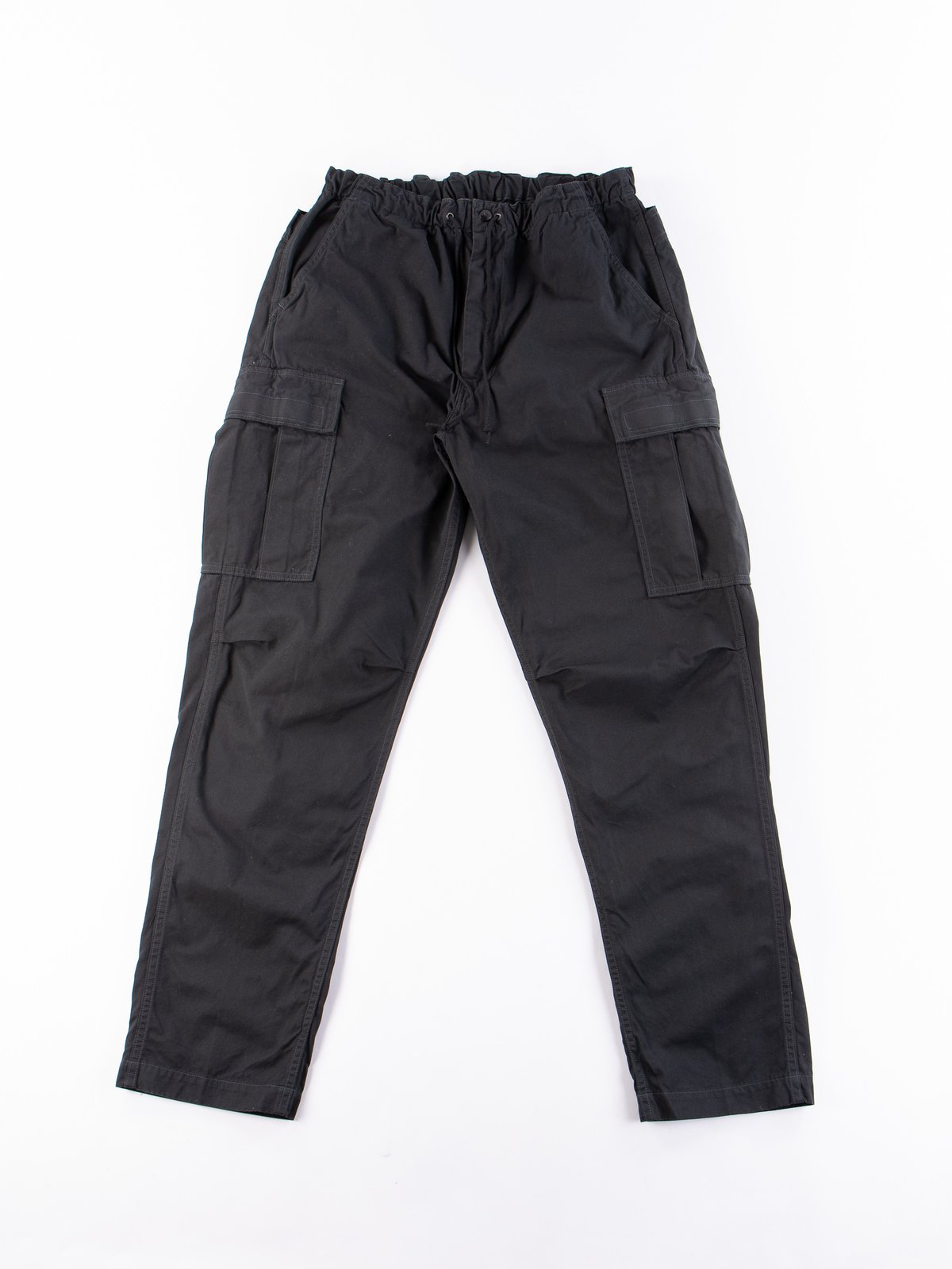 Grey Weather Cloth Easy Cargo Pant - Image 1