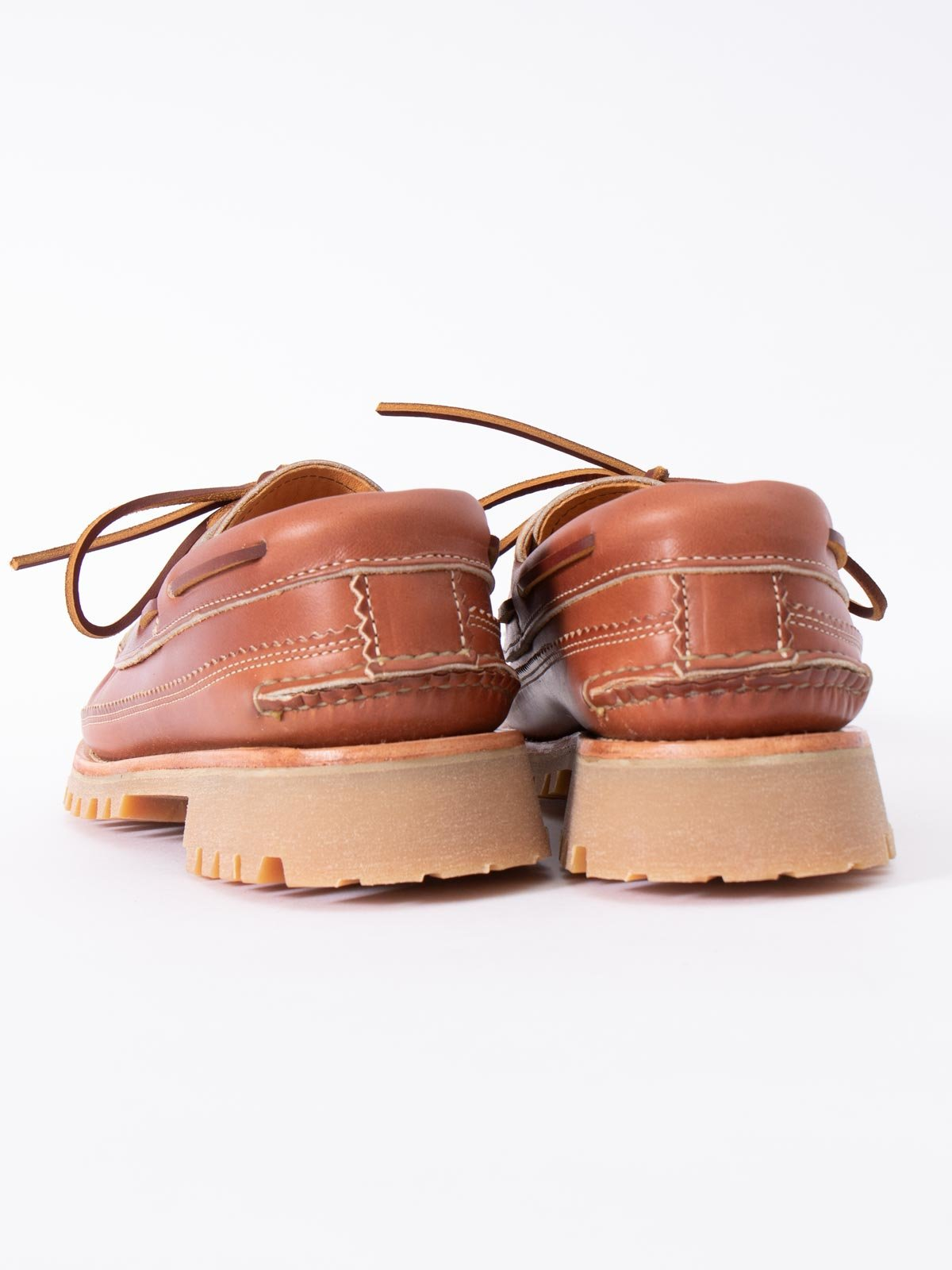 C WHISKEY DB BOAT SHOE W/ LUG SOLE EXCLUSIVE - Image 5