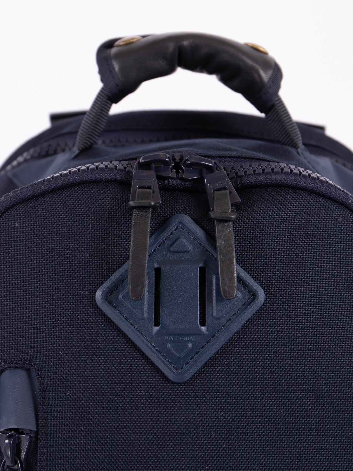 Navy Fra Veg Lamb 20L Cordura Backpack - Image 4