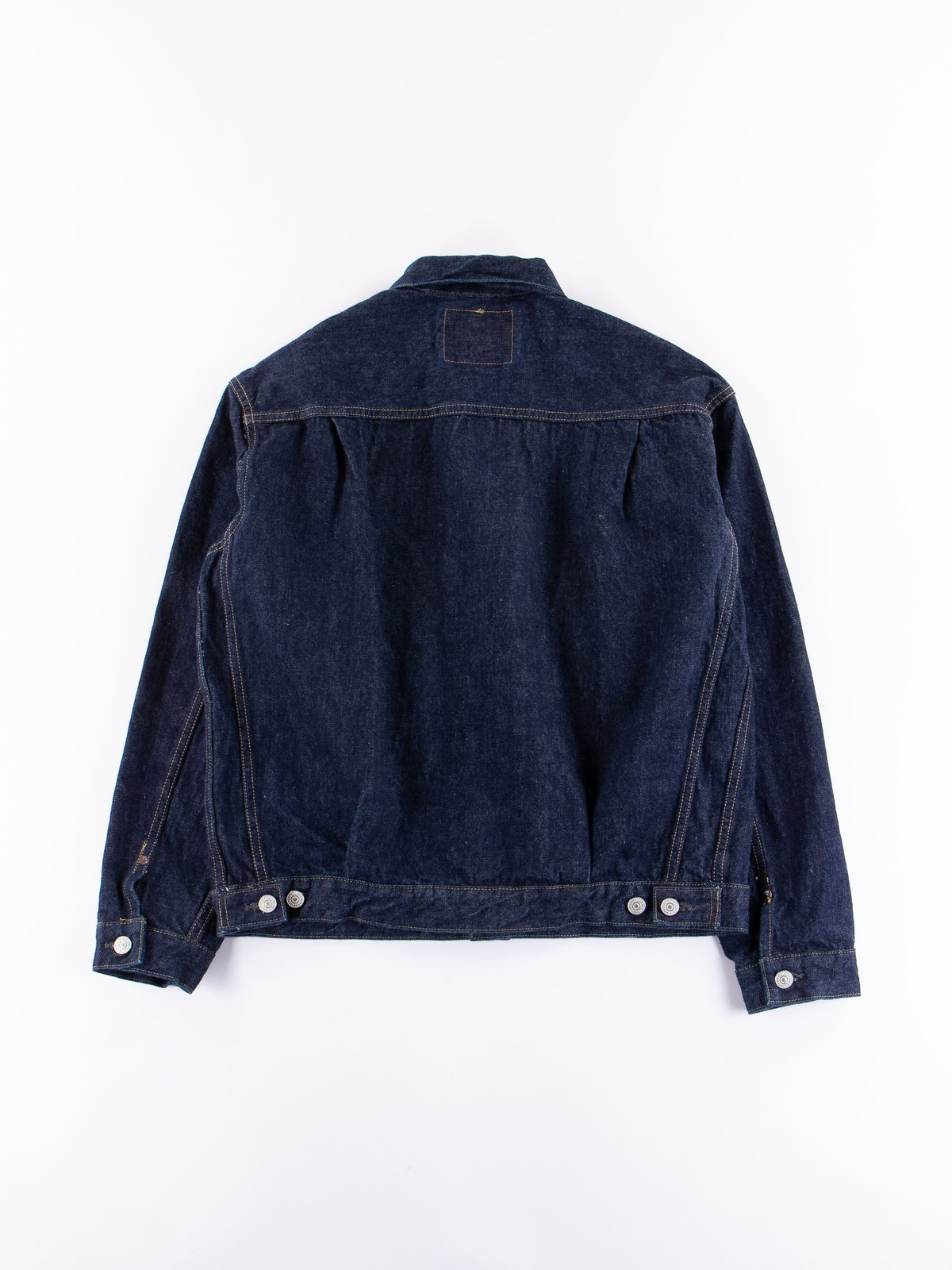 One Wash Type II Denim Jacket - Image 6