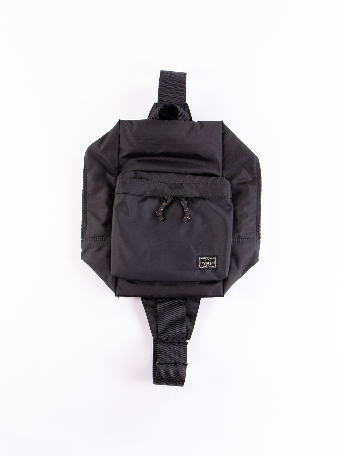 Black Force Sling Shoulder Bag - Image 1