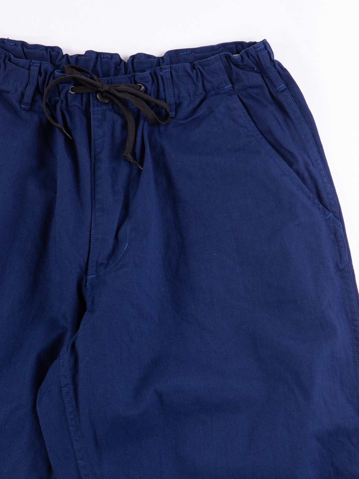 Ink Blue Herringbone TBB Service Pant - Image 4