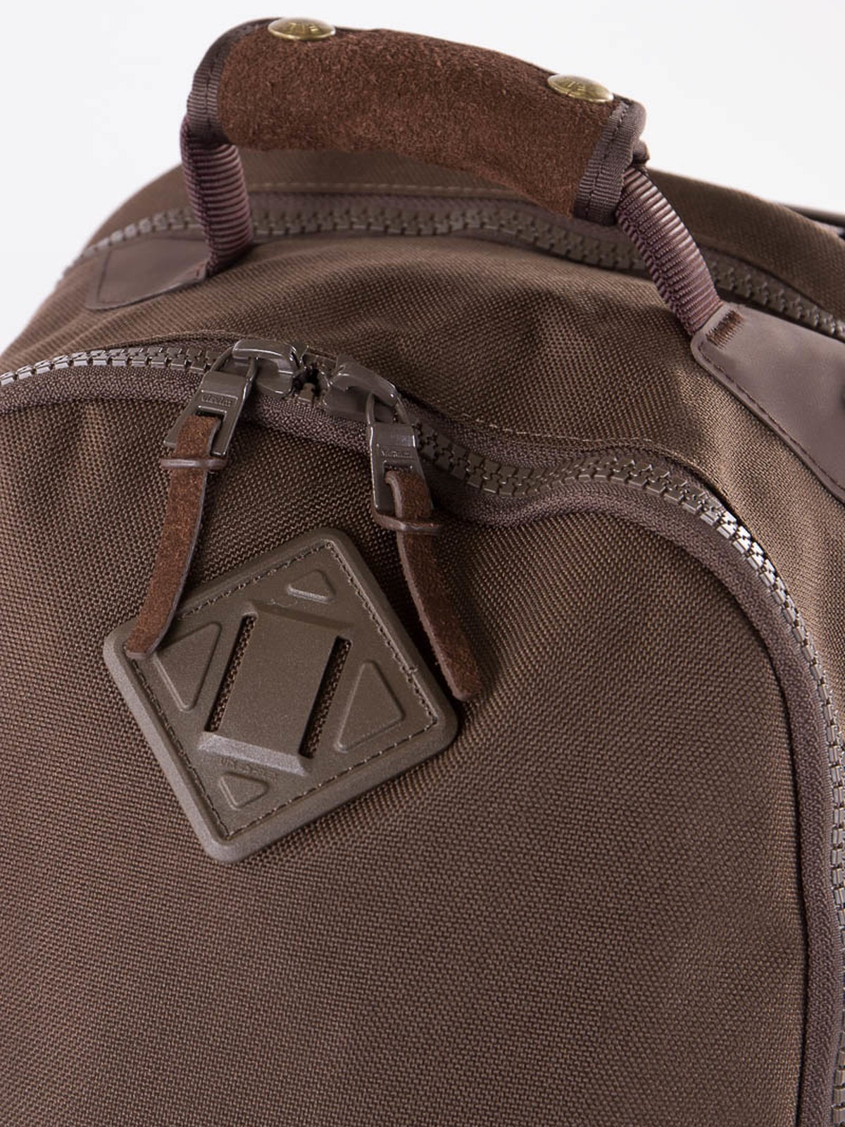 Brown 20L Ballistic Backpack - Image 7