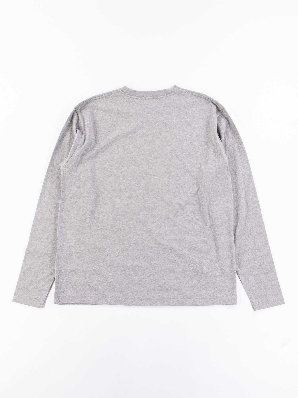 GR7 L/S Crew Neck Pocket Tee - Image 5