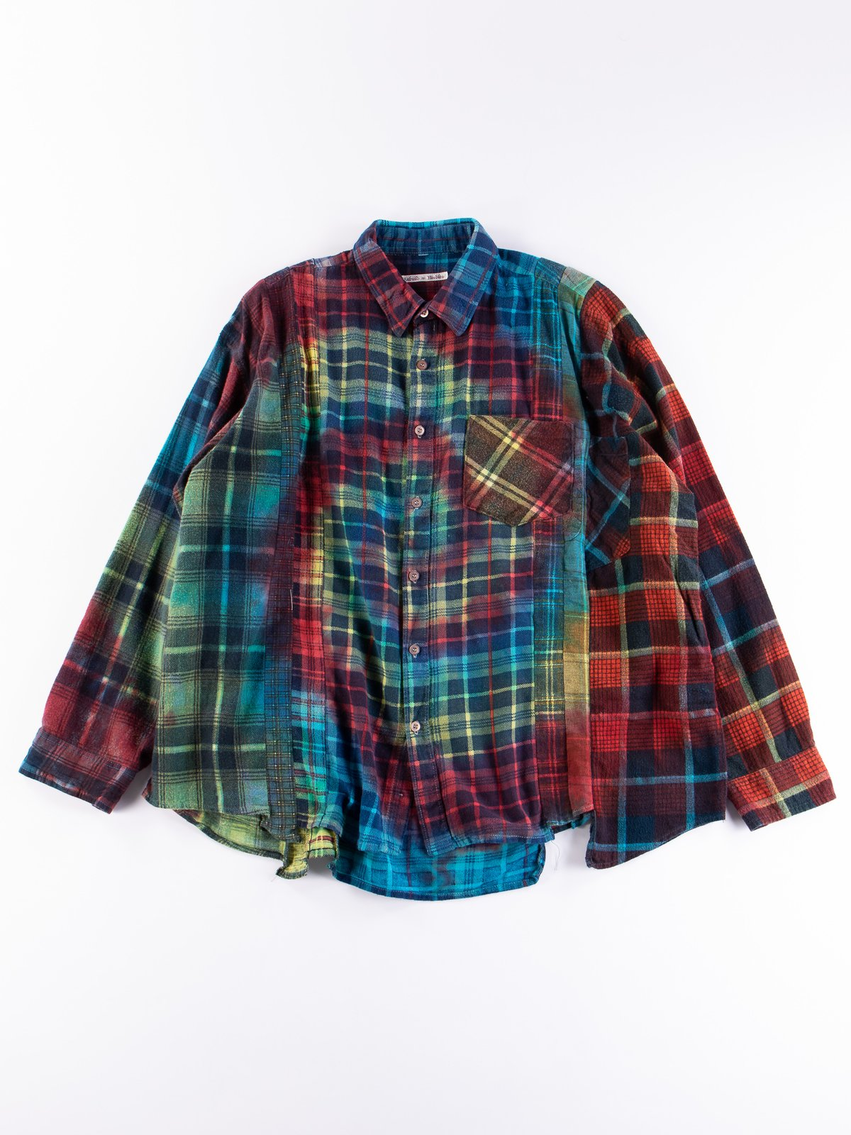 Tie Dye Assorted 7 Cuts Rebuild Shirt - Image 5