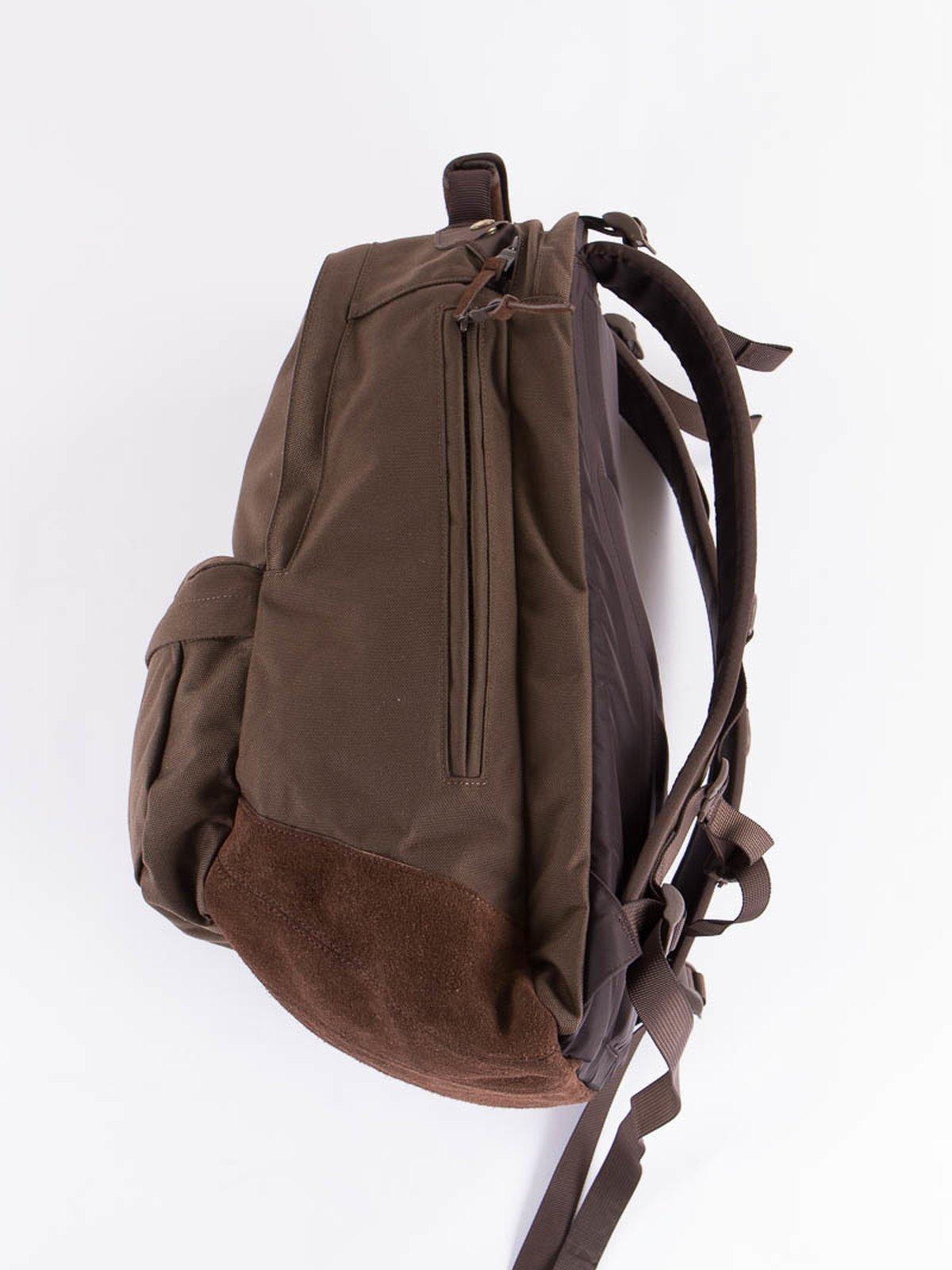 Brown 22L Ballistic Backpack - Image 4
