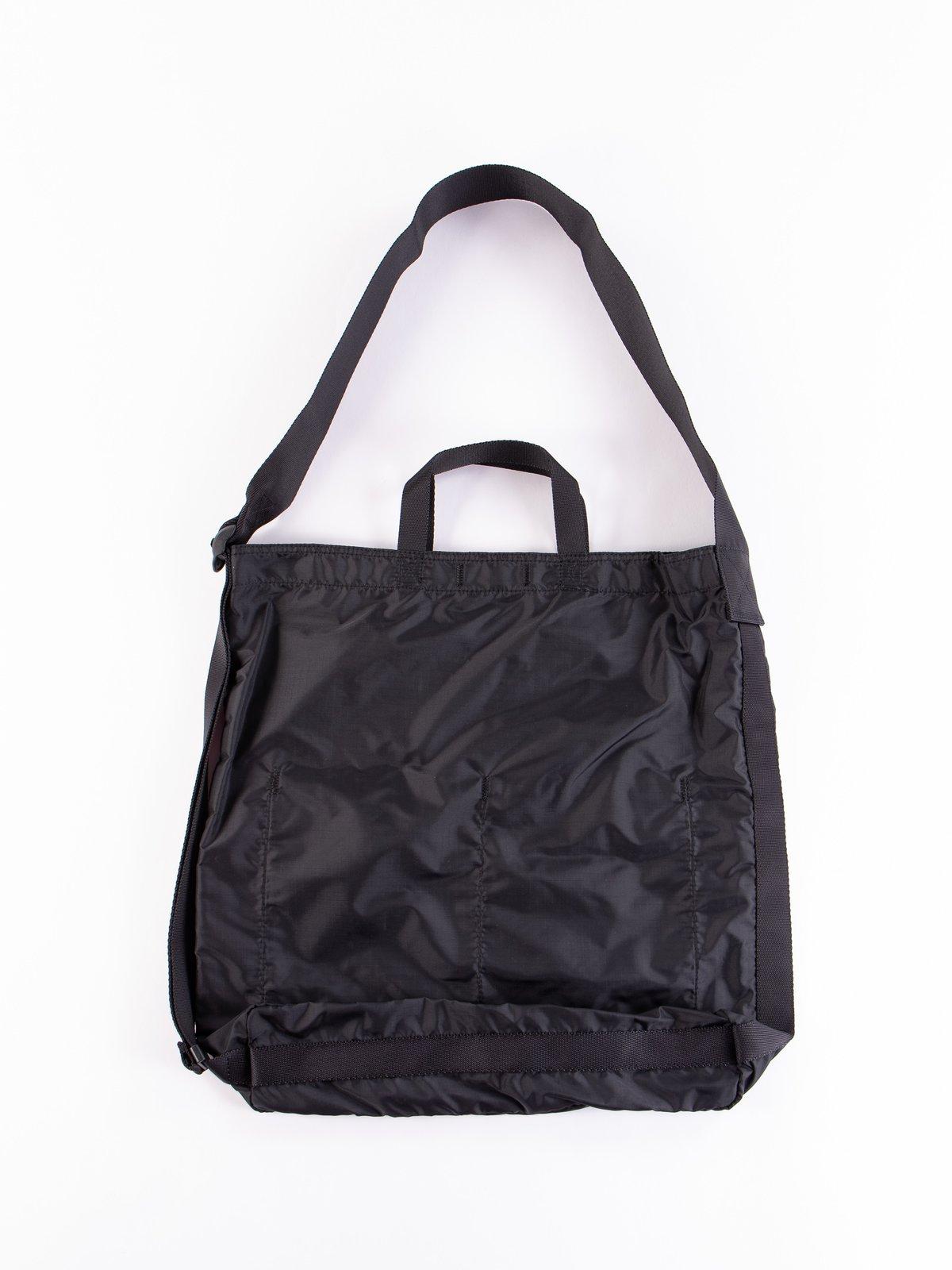 Black Flex 2Way Shoulder Bag - Image 4