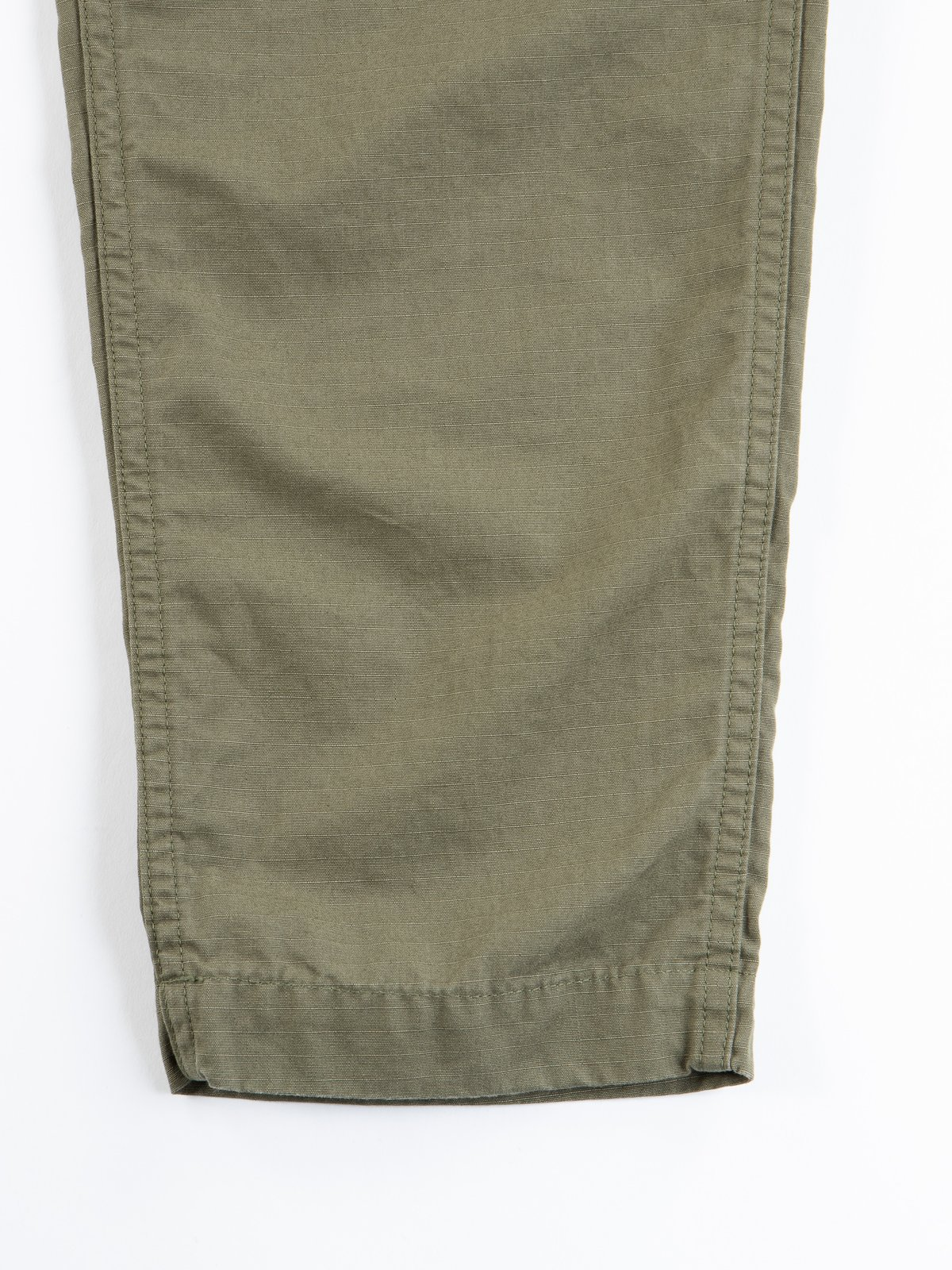 Army Green Ripstop New Yorker Pant - Image 3