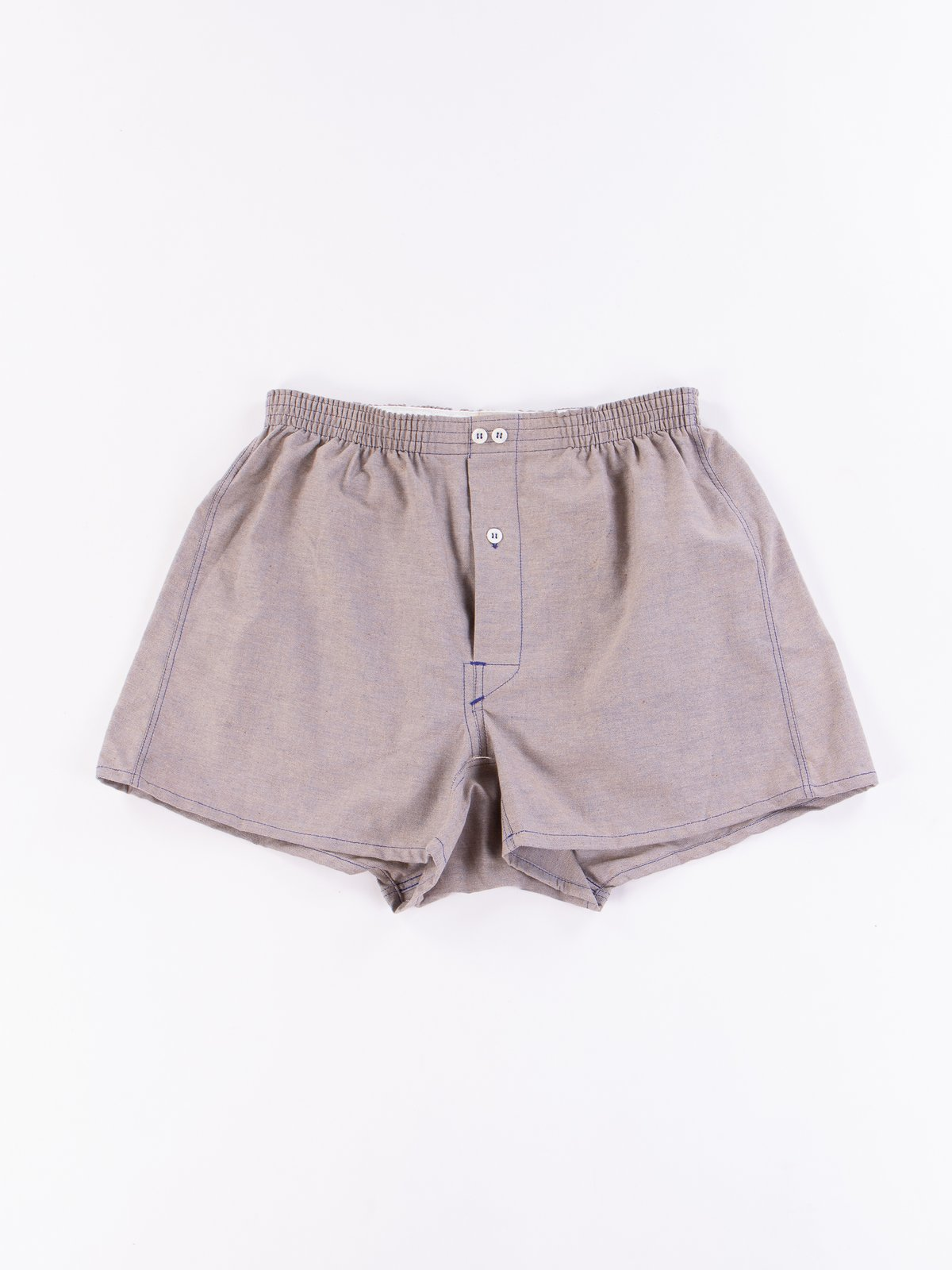 Purple Oxford Vintage Boxer Short - Image 2
