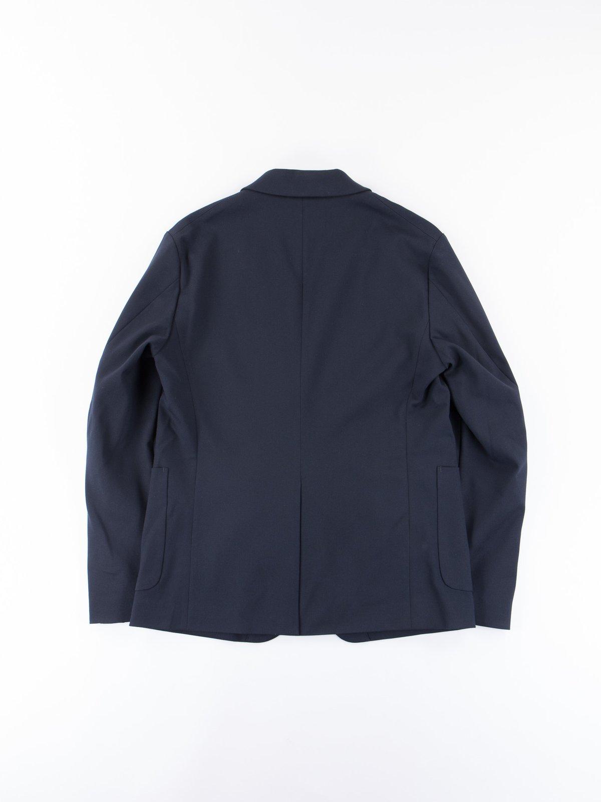 Dark Navy Lounge Jacket - Image 6