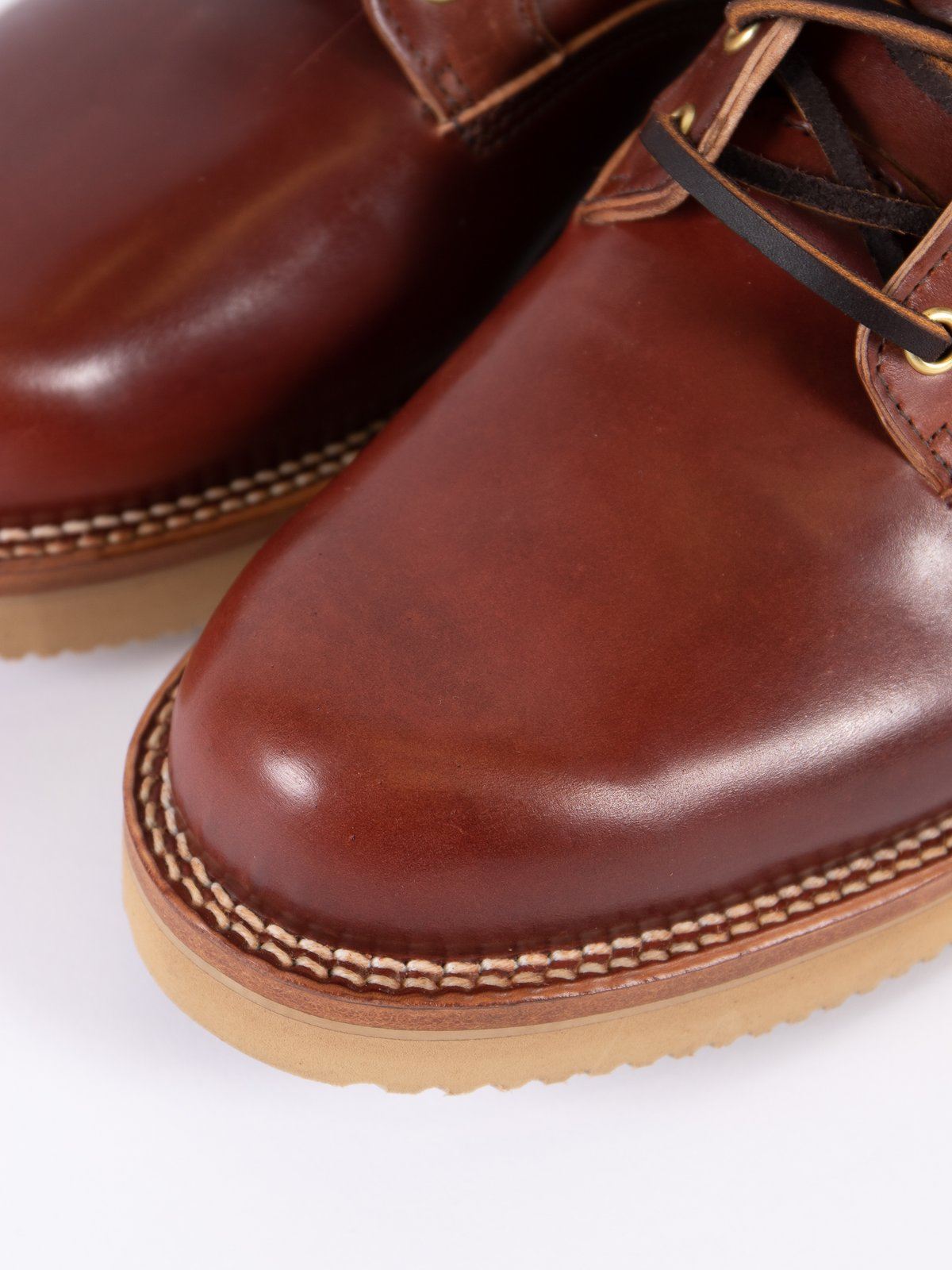 Garnet Shell Cordovan Scout Boot - Image 3