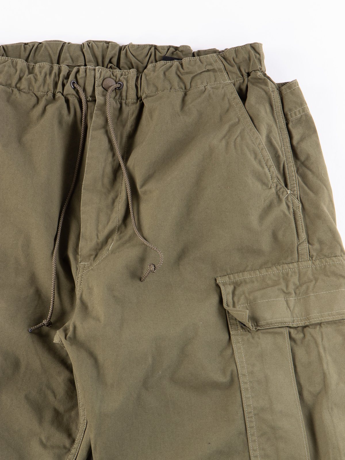 Army Weather Cloth Easy Cargo Pant - Image 4