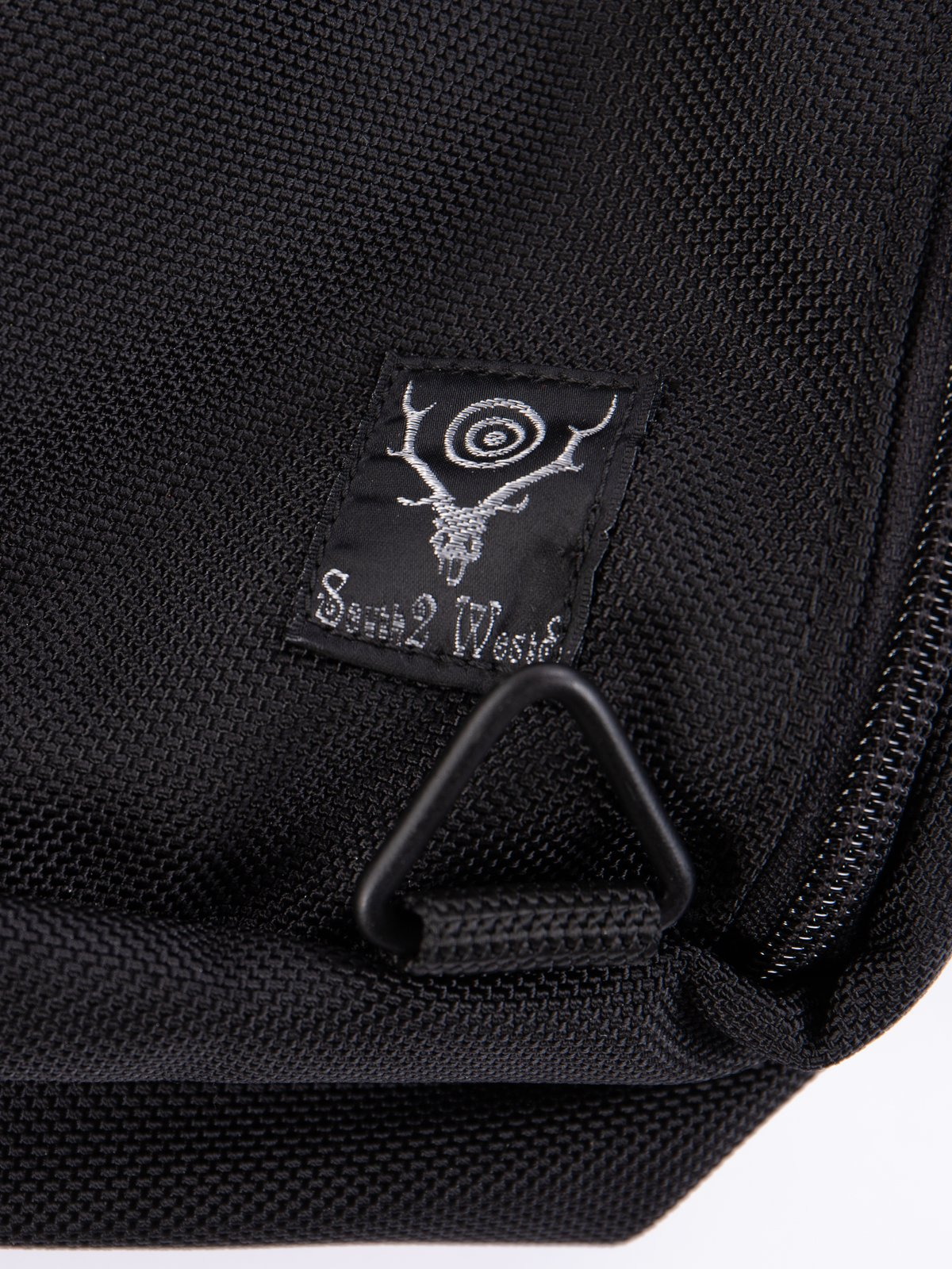 Black Ballistic Nylon Hunter's Field Bag - Image 2