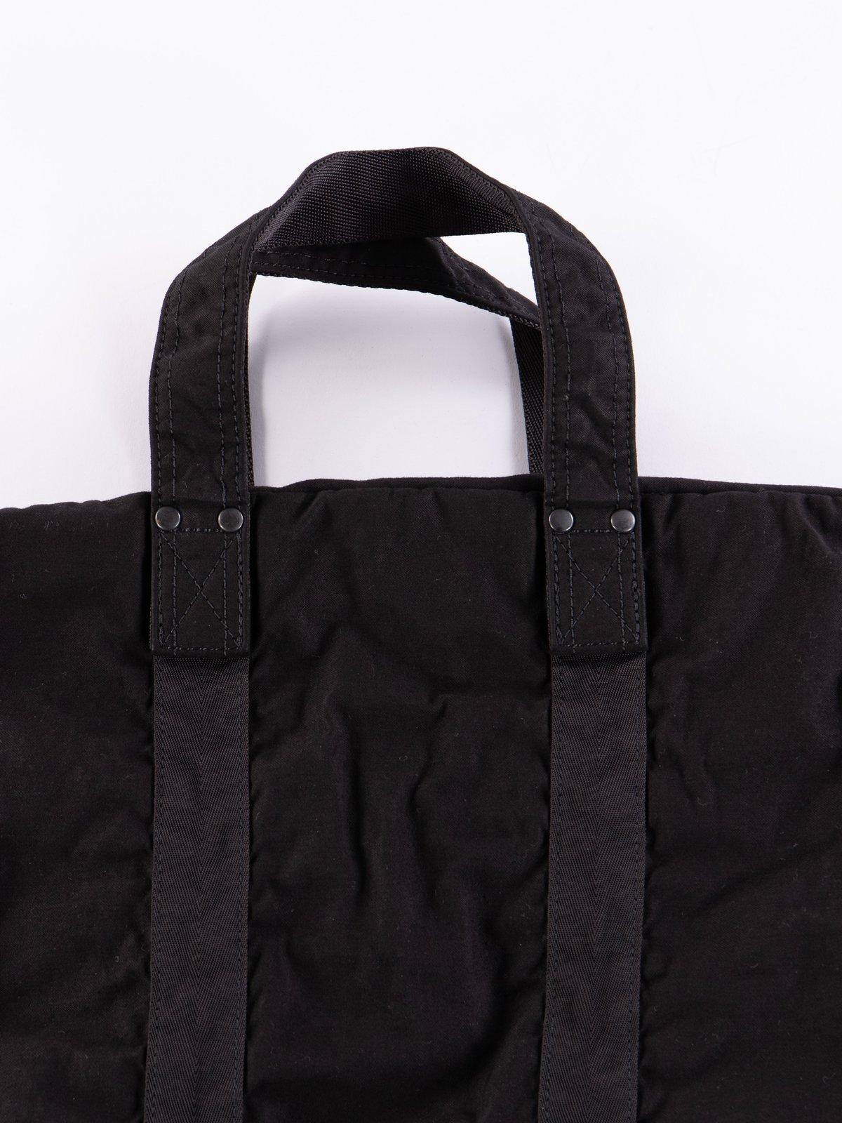 Black Crag 2Way Boston Bag Large - Image 4