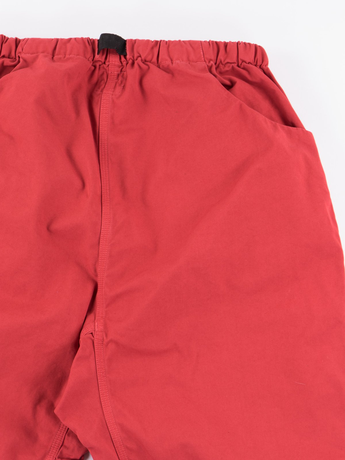 Red Overdyed Poplin Climbing Pant - Image 4