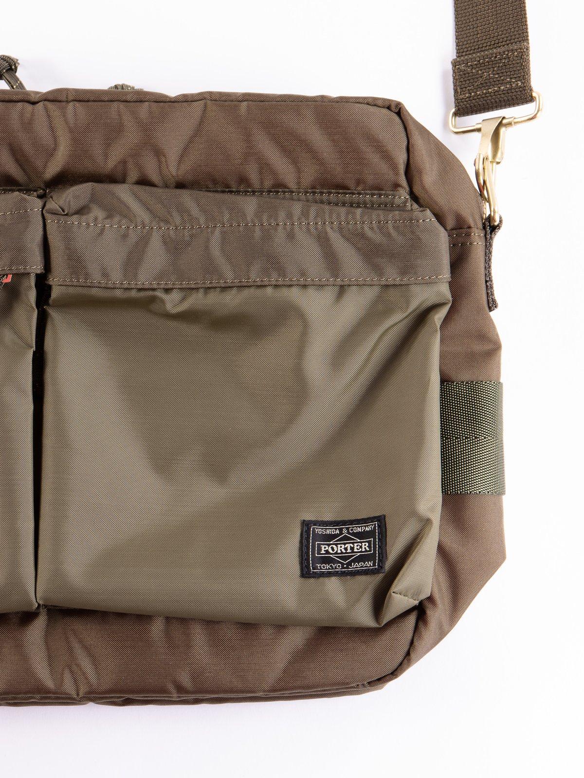 Olive Drab Medium Force Shoulder Bag - Image 2