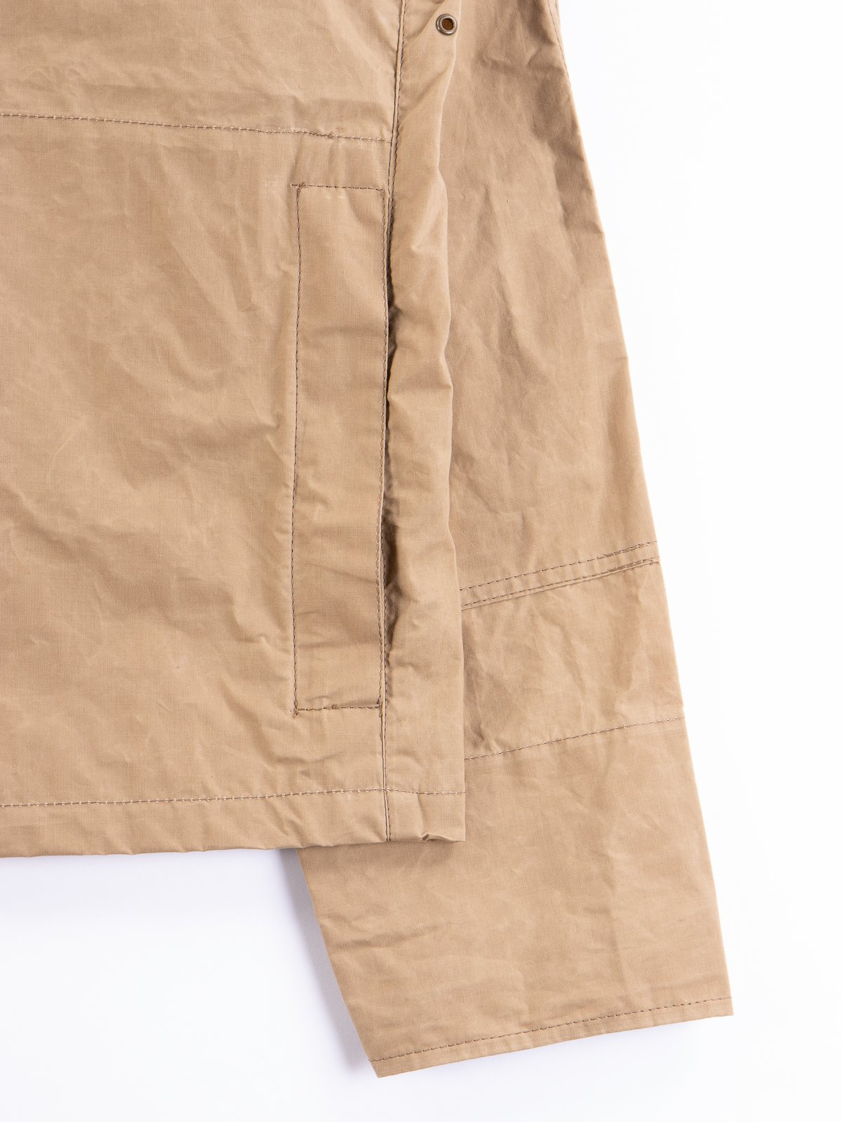 Sand Unlined Graham Jacket - Image 7