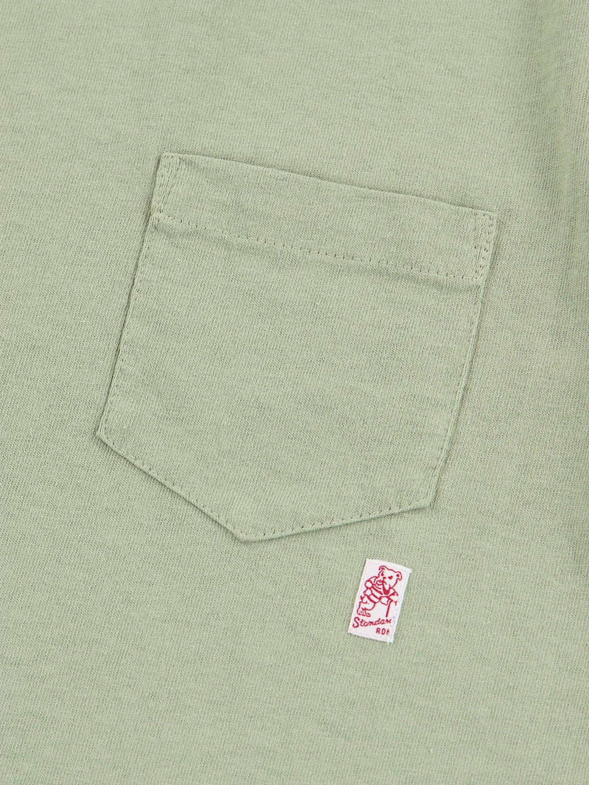 Green Standard Pack Pocket Tee - Image 3