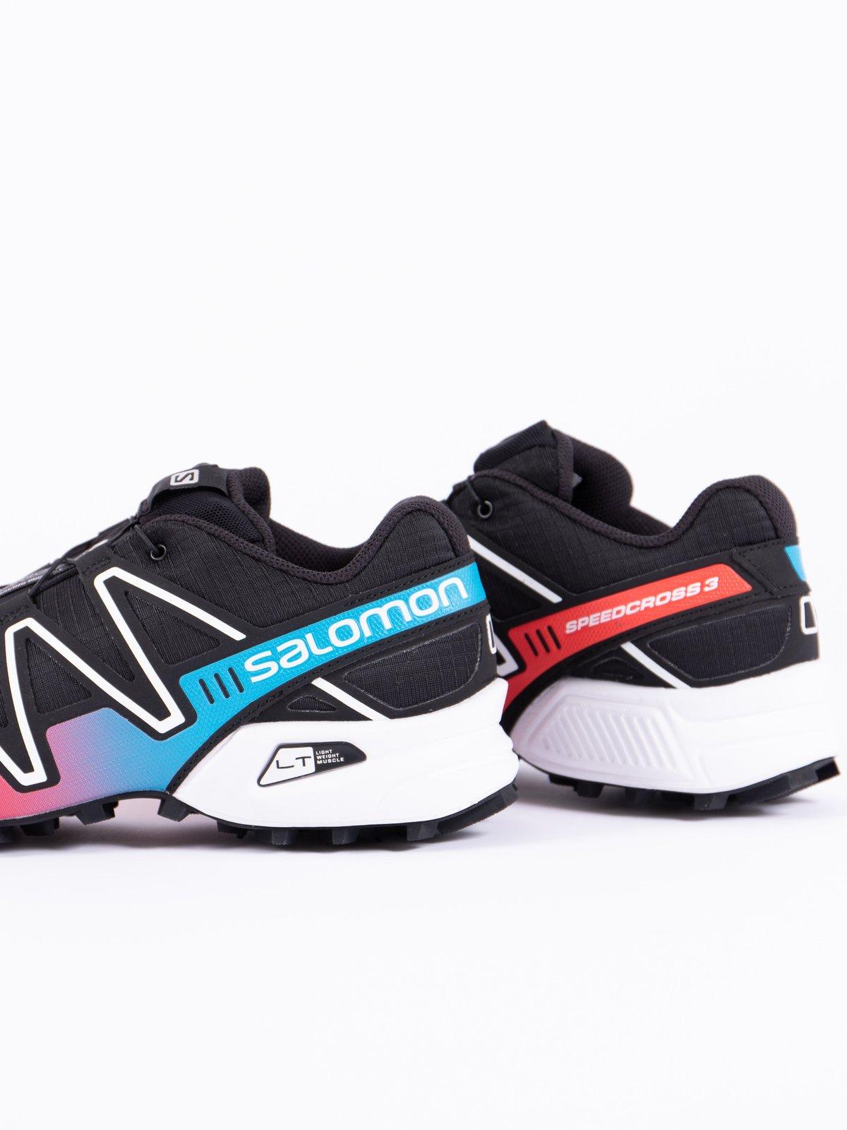 Black/Red/Transcend Blue Speedcross 3 Adv - Image 4